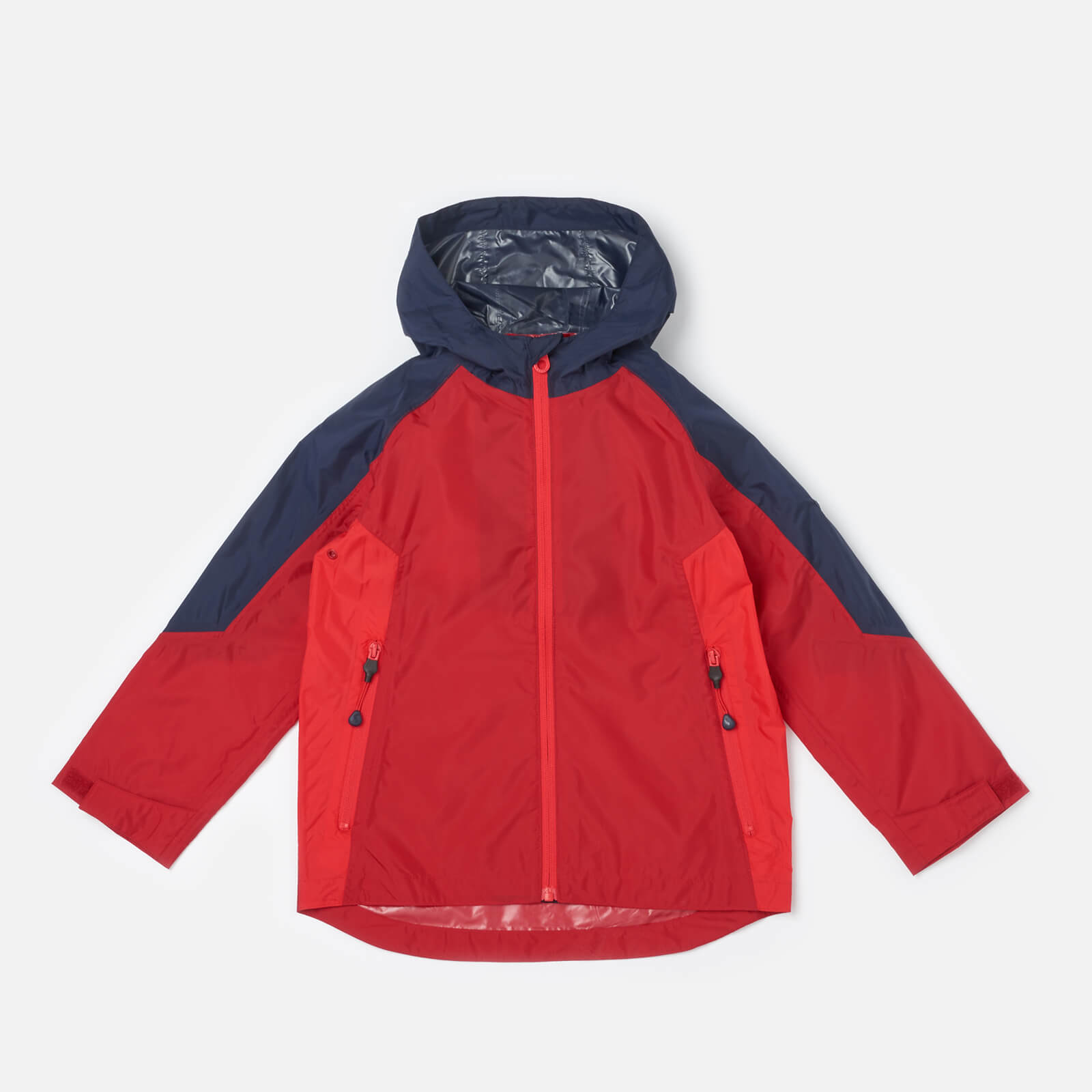 46053904ed92 Joules Boys  Dalton Waterproof Shell Jacket - Red Clothing