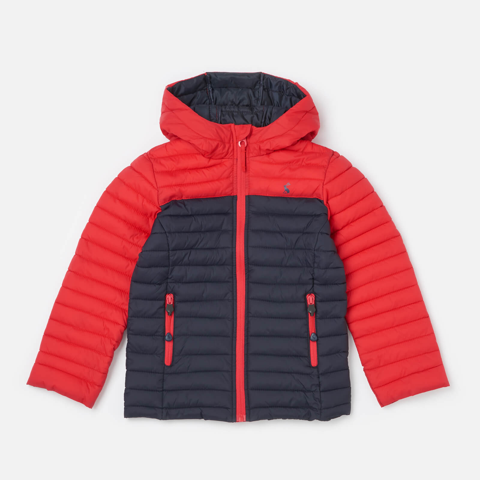 JOULES Joules Boys Padded Coat Cairn Red