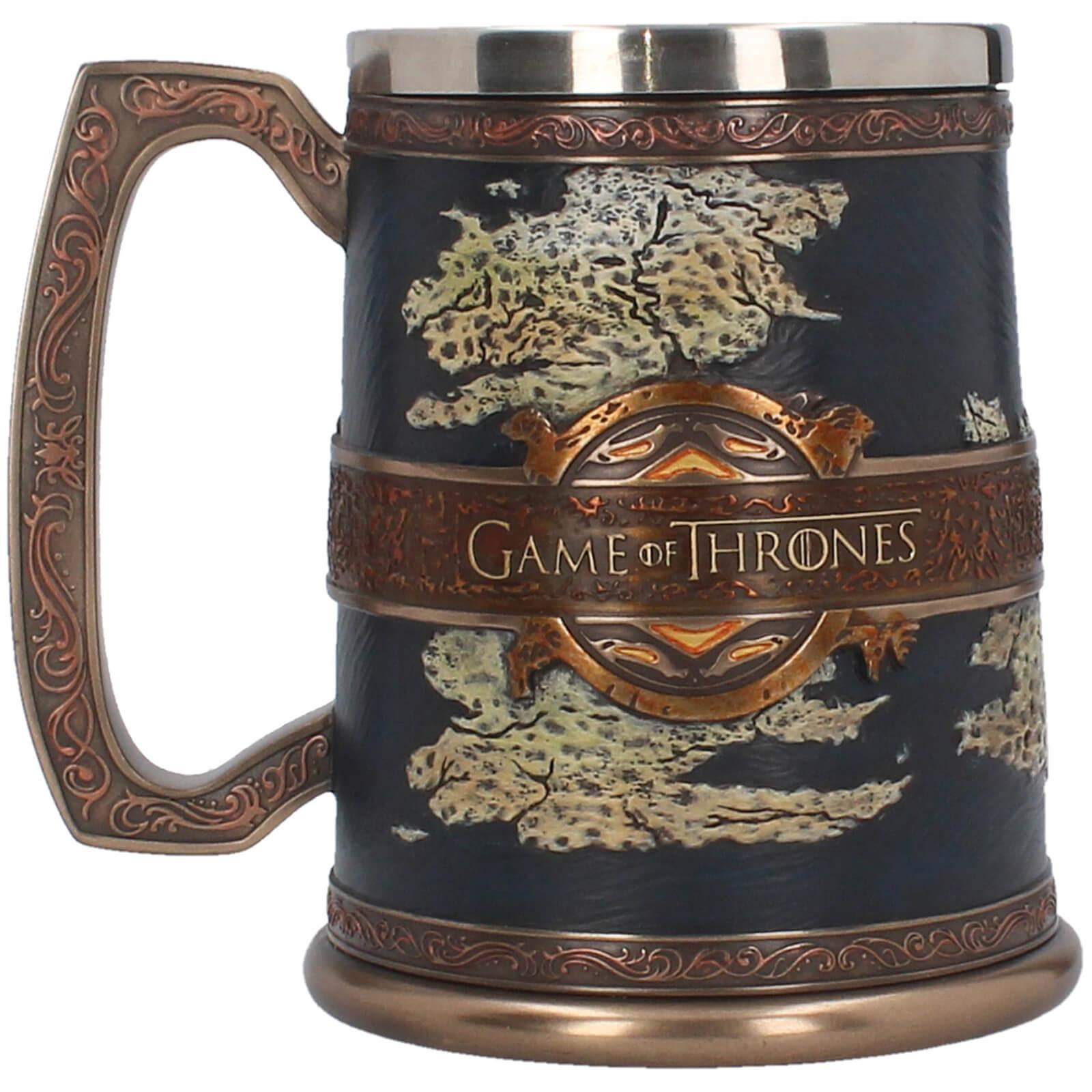 Game Of Thrones Die Sieben Konigreiche Krug Geschenke Zavvi De
