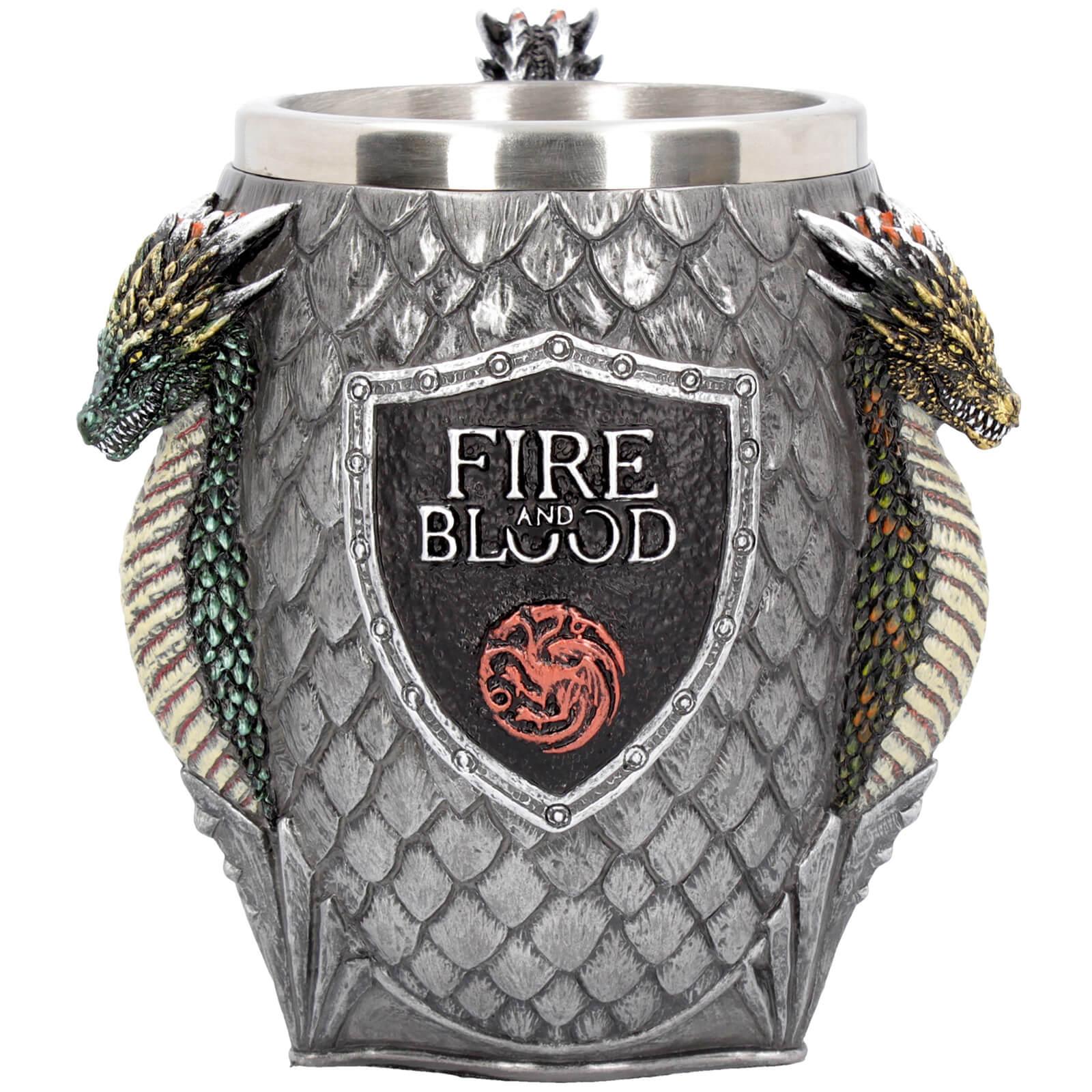 Game Of Thrones Haus Targaryen Krug Geschenke Zavvi De