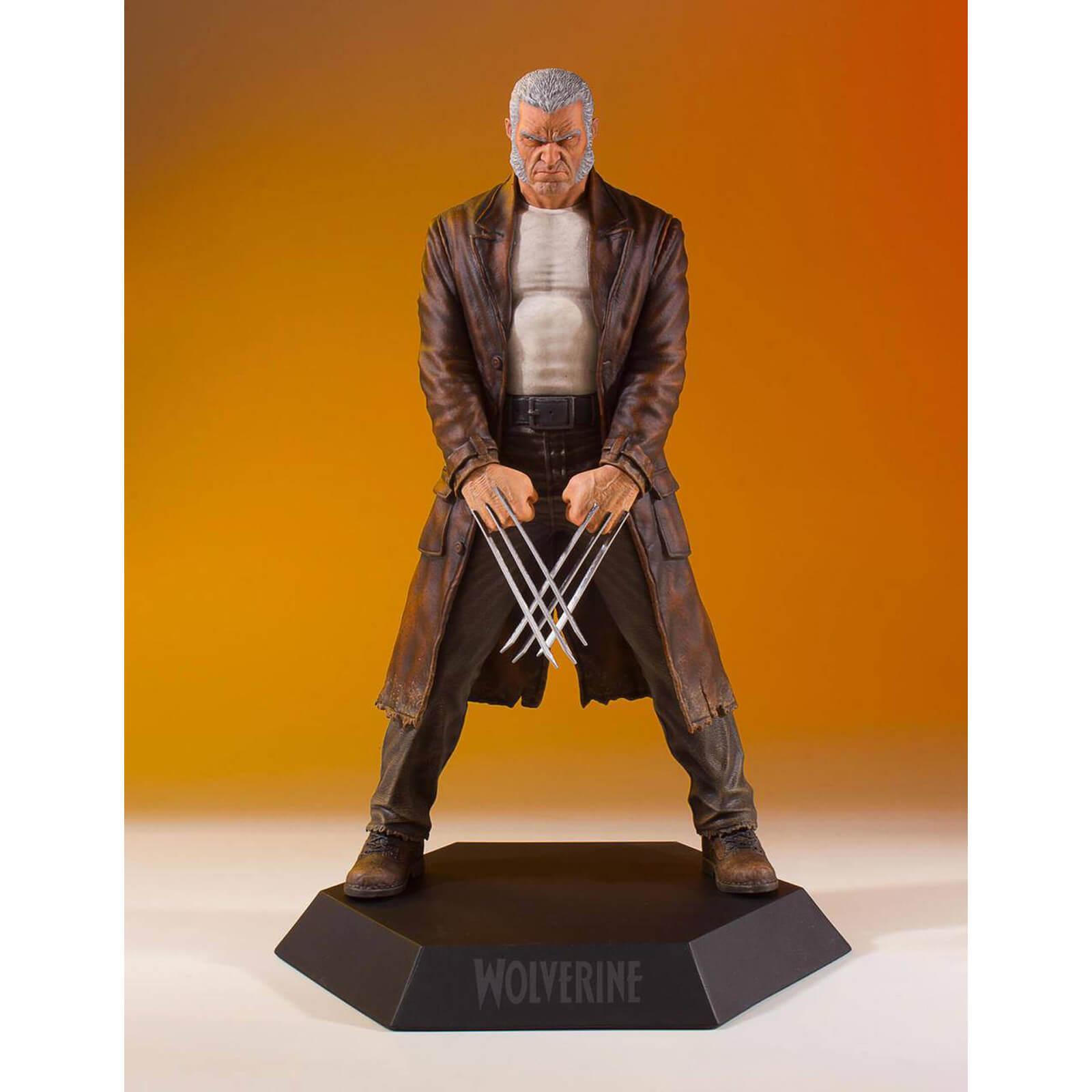 8ad5347e0bda7 Marvel Comics Wolverine 08 Old Man Logan 1 8 Collector s Gallery Statue  22cm Merchandise