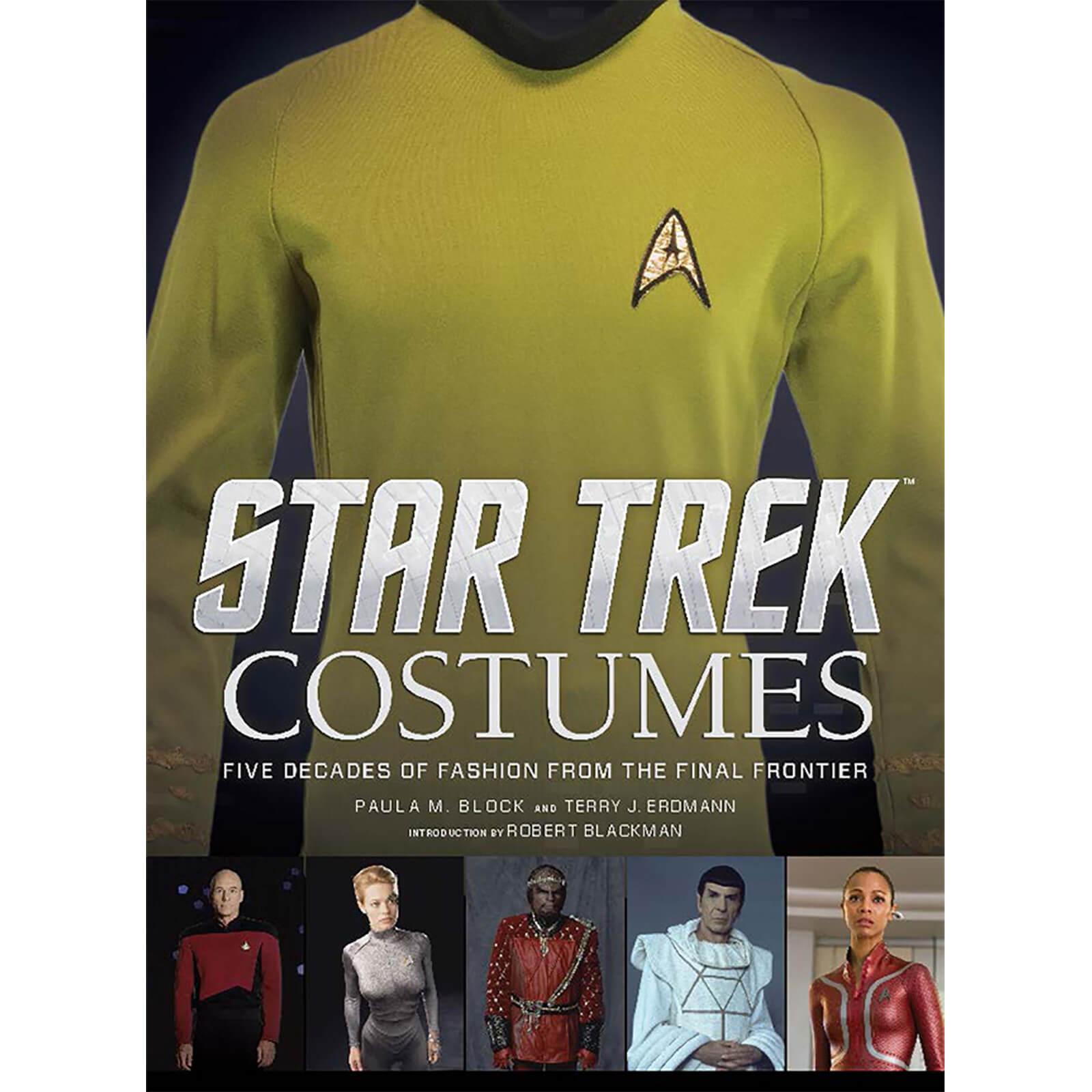 Star Trek - Costumes (Hardback)