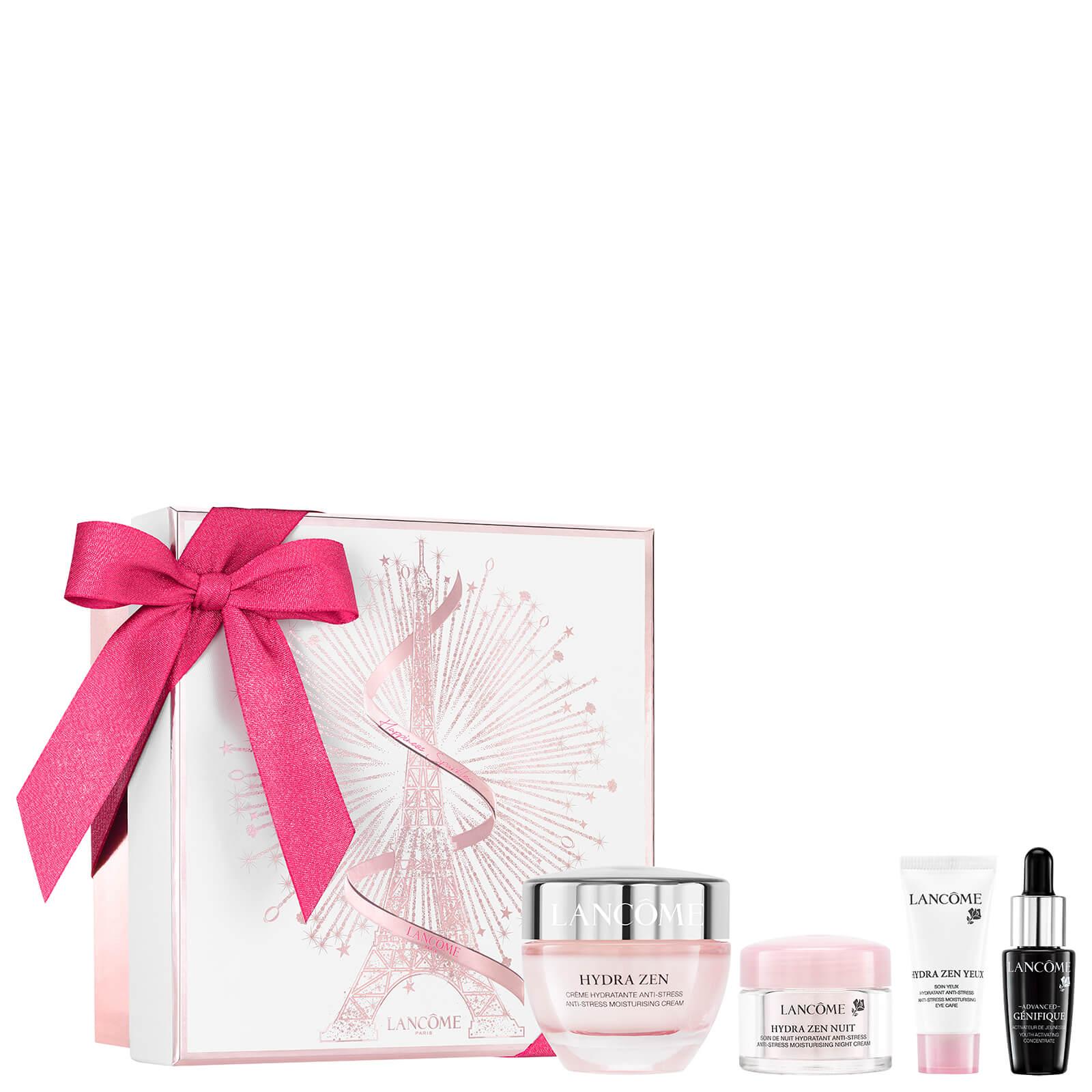 Lancme Hydra Zen Cream Gift Set 50ml Gratis Lieferservice Weltweit Anti Stress Moisturising Gel Beschreibung Treat Your Complexion To The