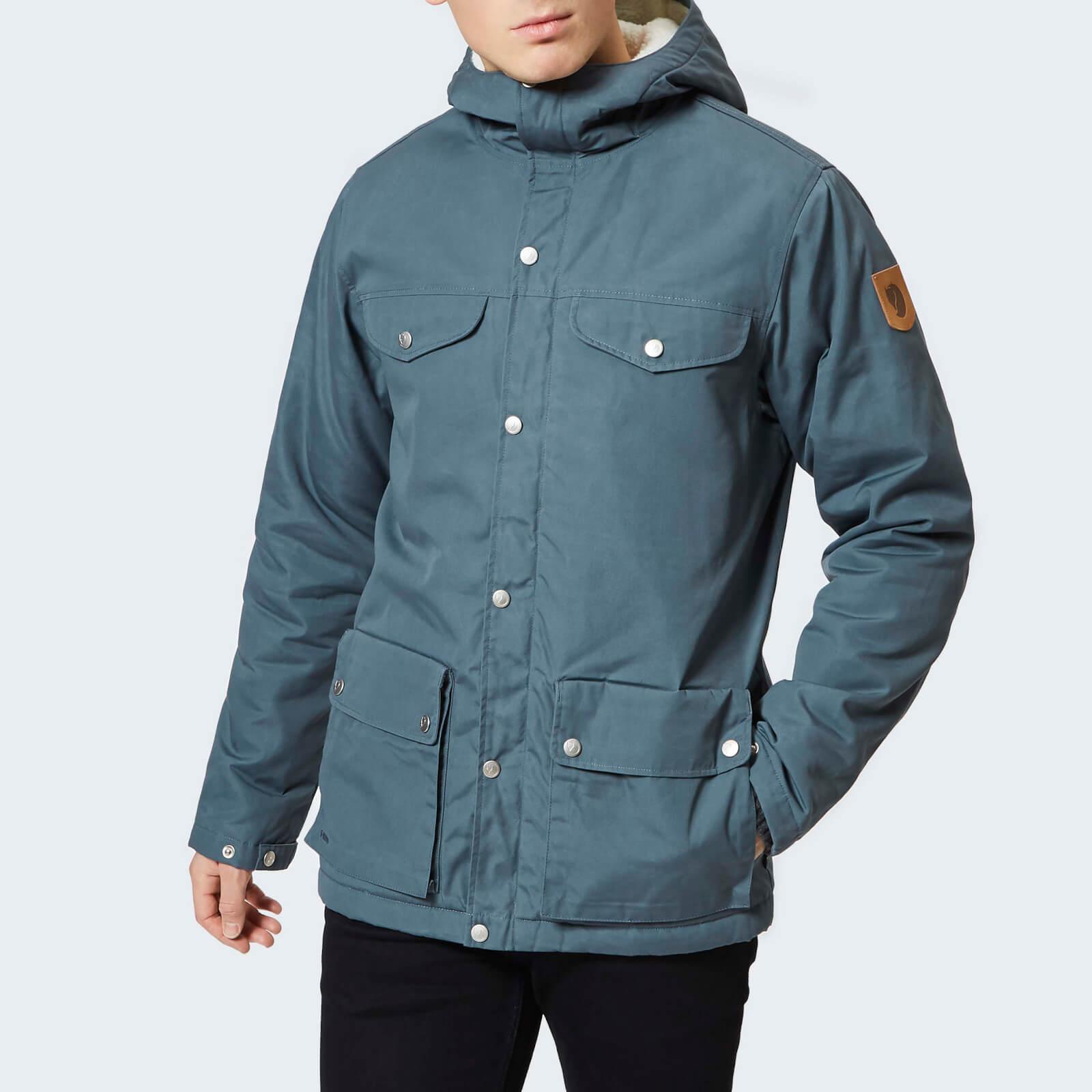 gorąca sprzedaż online zaoszczędź do 80% popularna marka Fjallraven Men's Greenland Winter Jacket - Grey