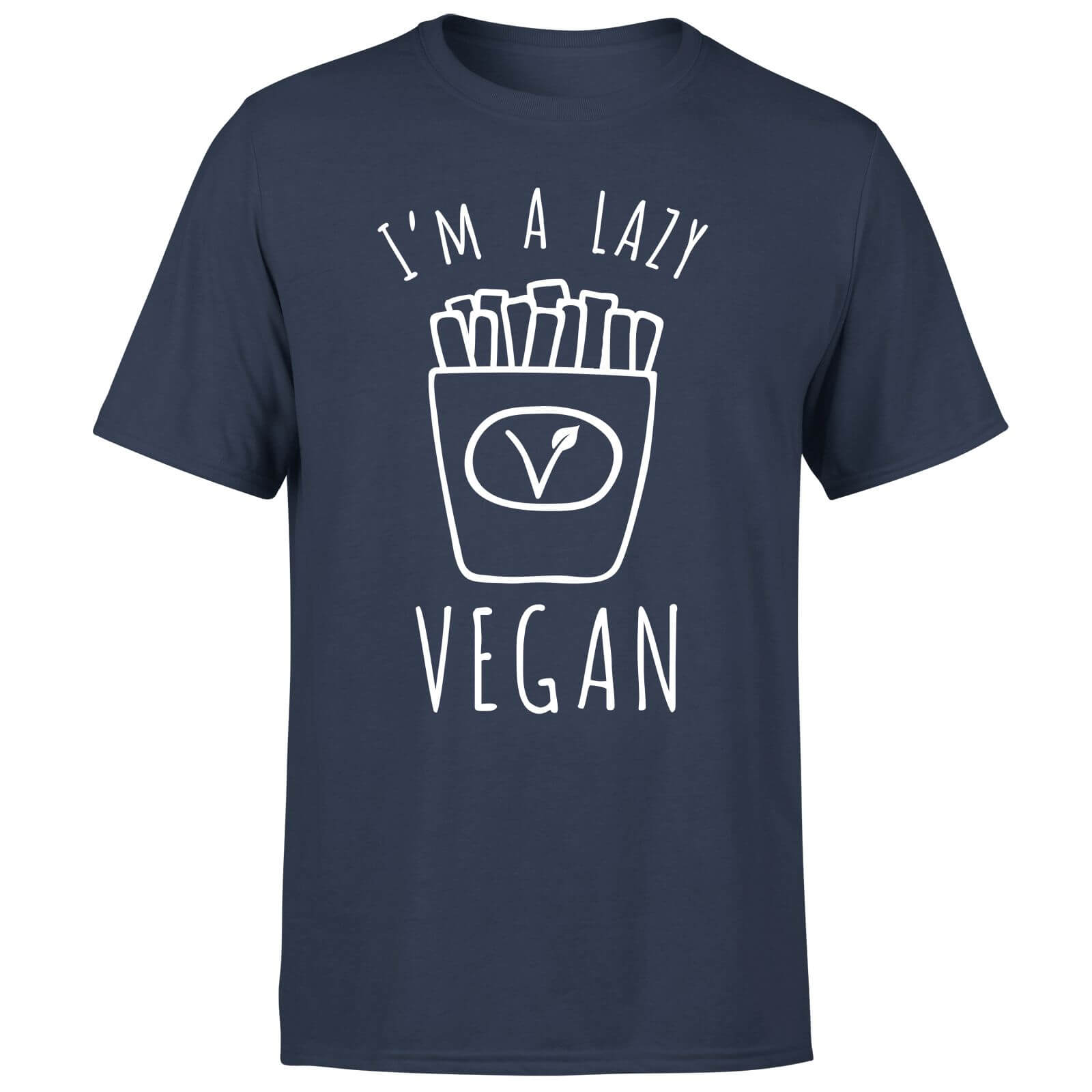 Lazy Vegan Men