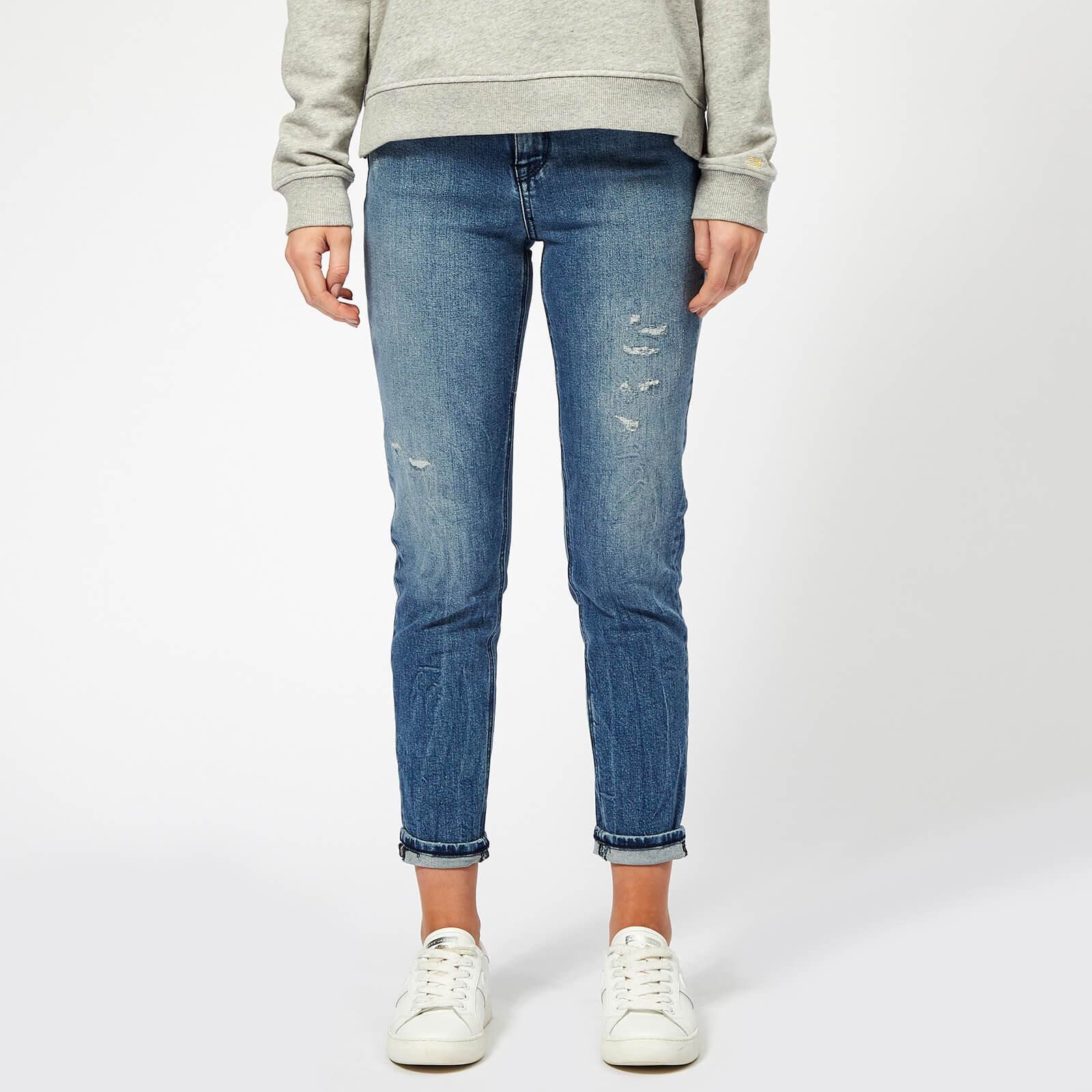 05b9d7386 Tommy Hilfiger Women's Icons Gramercy Jeans - Blue Clothing | TheHut.com