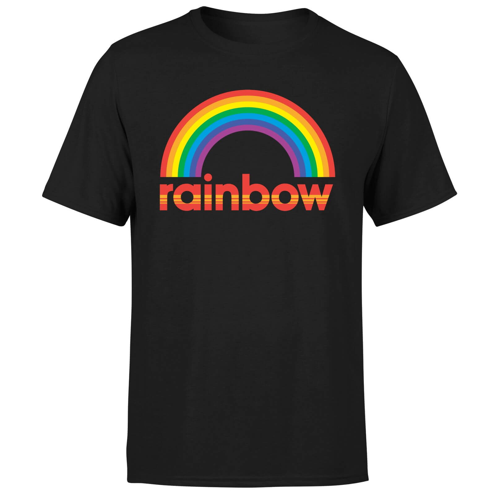 Rainbow Core Logo Men
