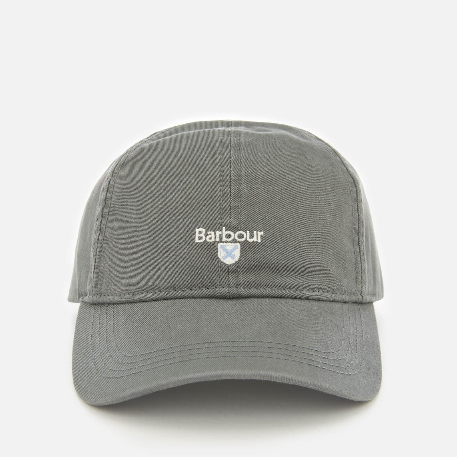 2ef8e3cb27d66 Barbour Men's Cascade Sports Cap - Charcoal Grey Mens Accessories    TheHut.com