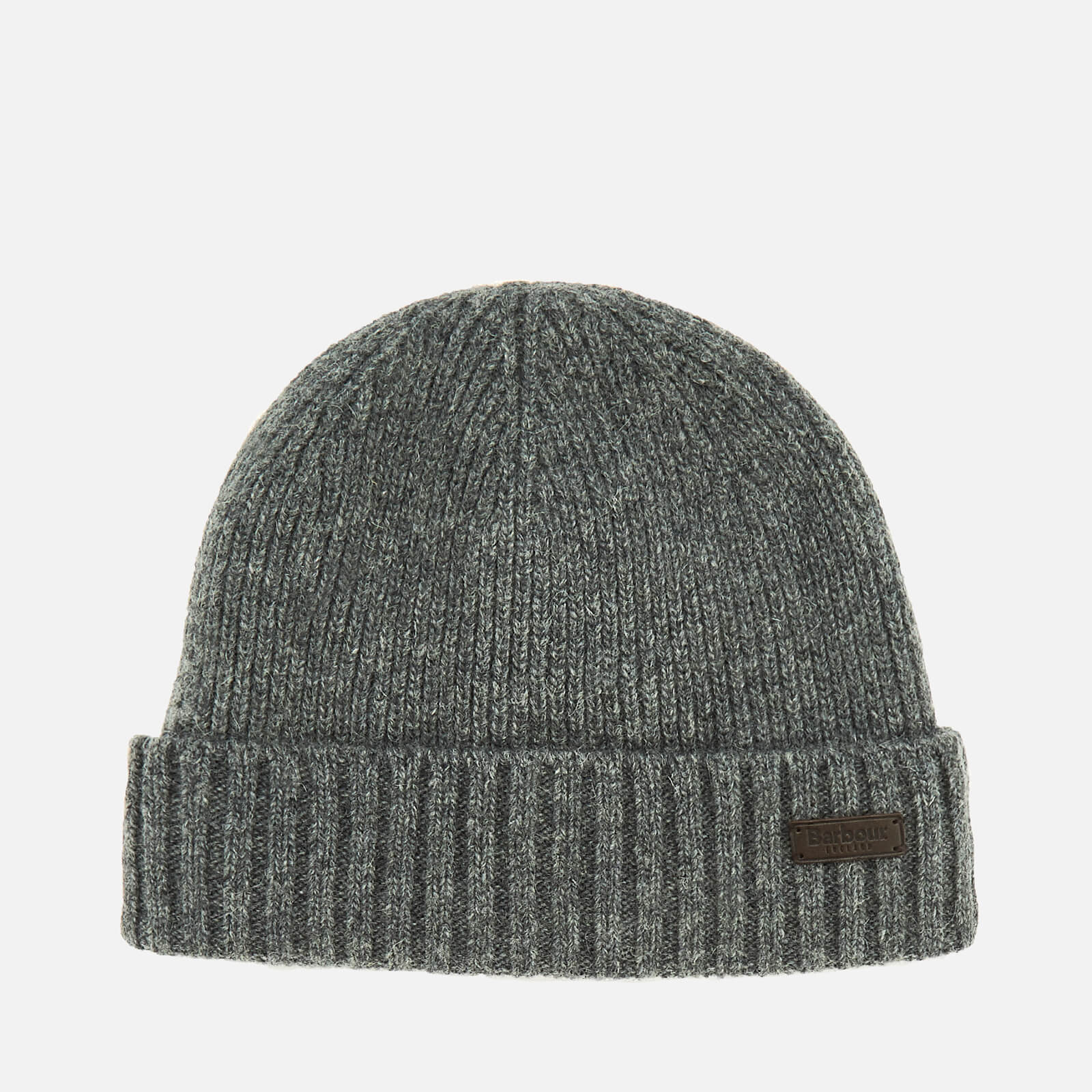 603397d40a0c7 Barbour Men s Carlton Beanie Hat - Grey - Free UK Delivery over £50