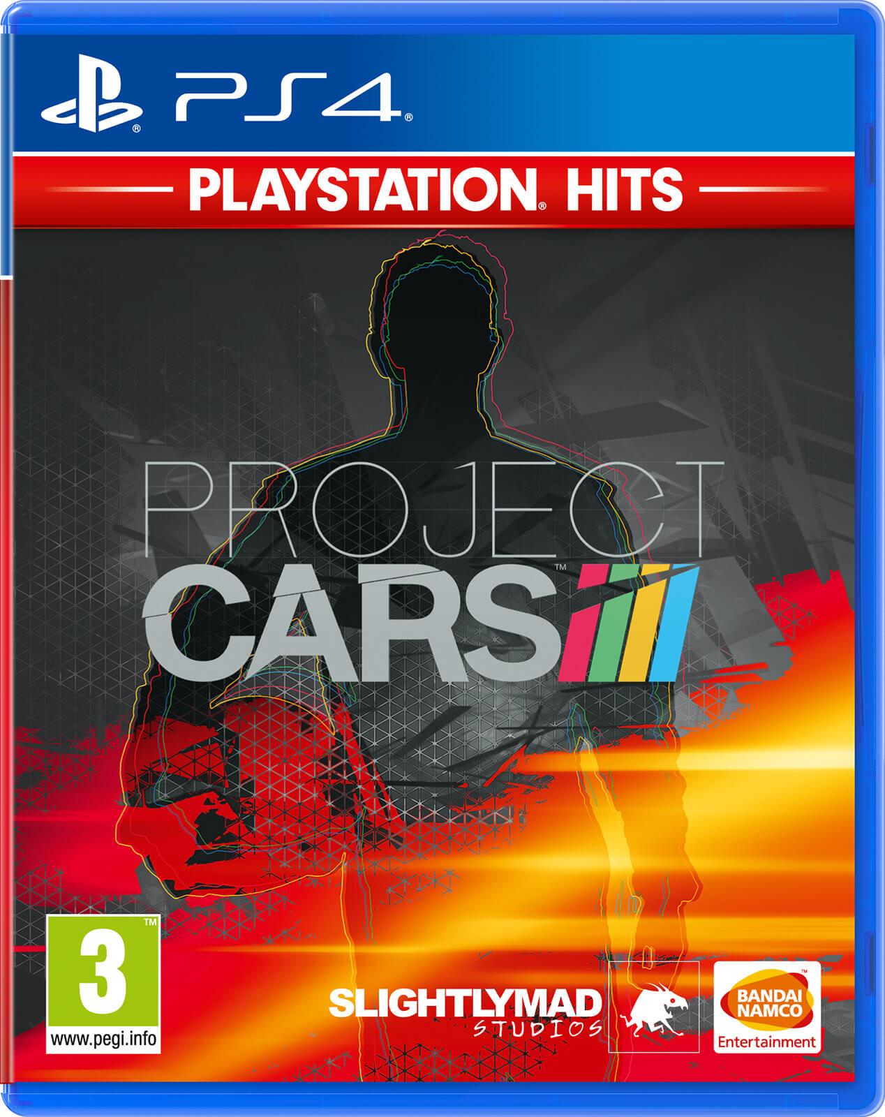 Playstation Hits Project Cars Ps4 Zavvi