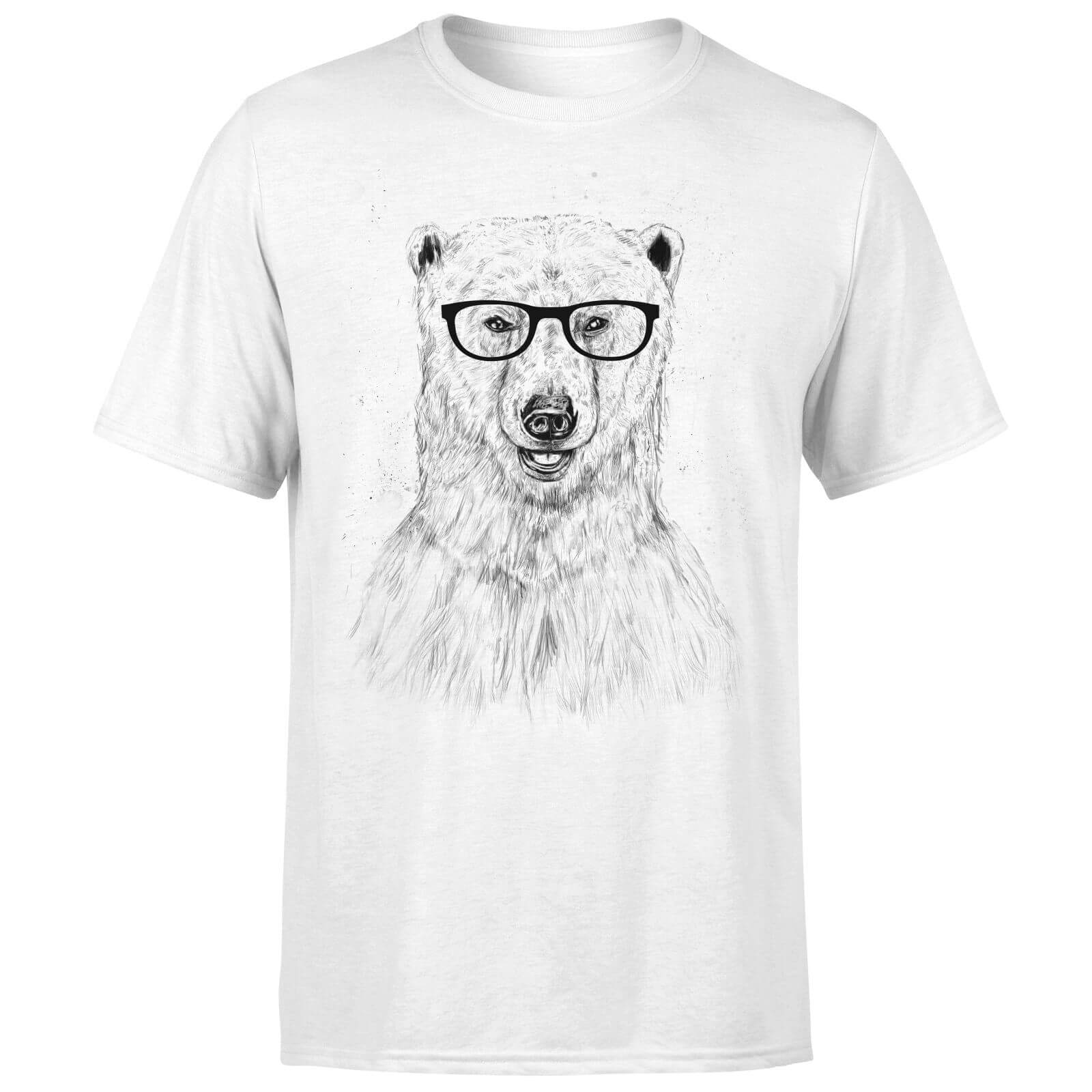 Polar Bear And Glasses Men
