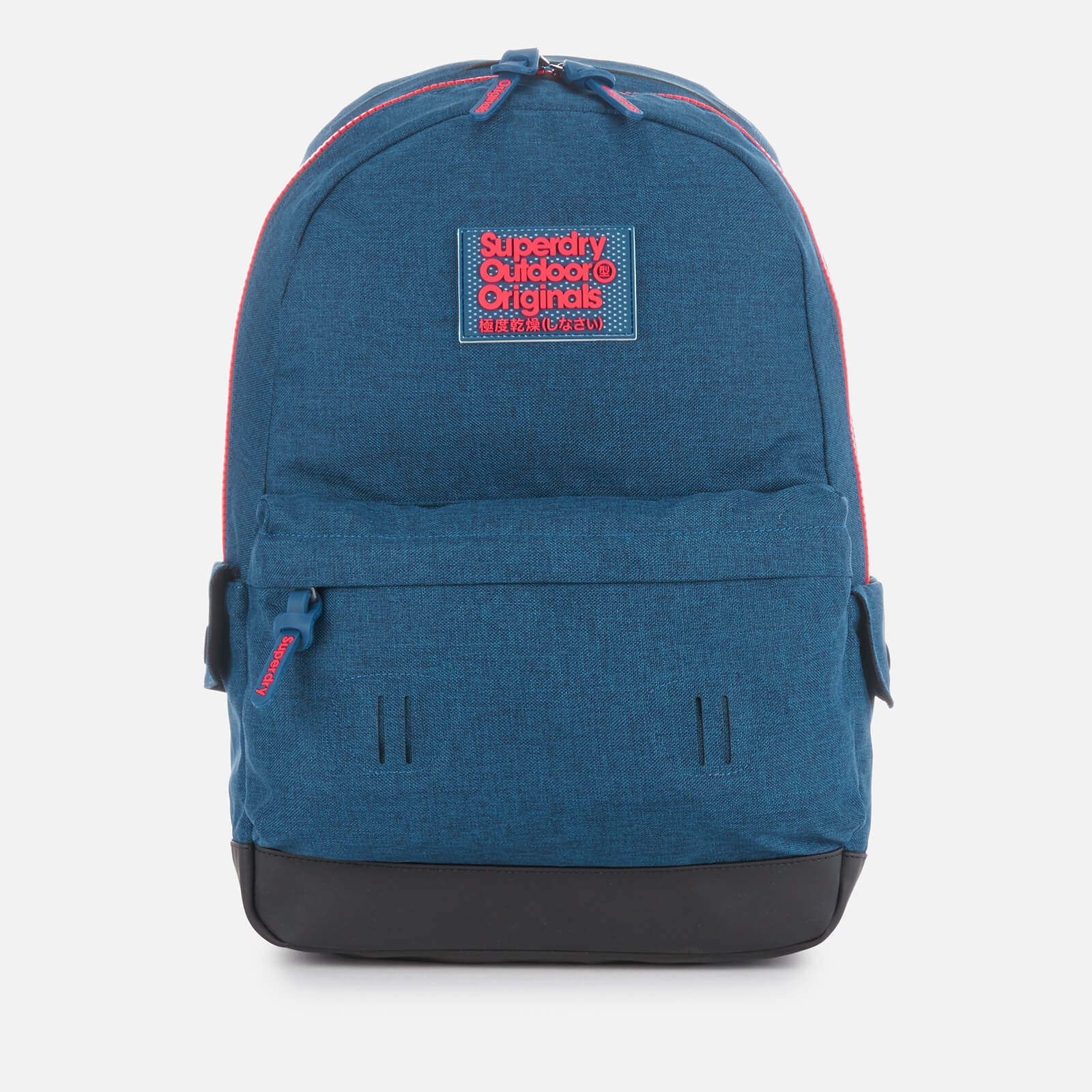 7c4900c4d4843 Superdry Men s Fresh International Montana Backpack - Navy Marl Mens  Accessories