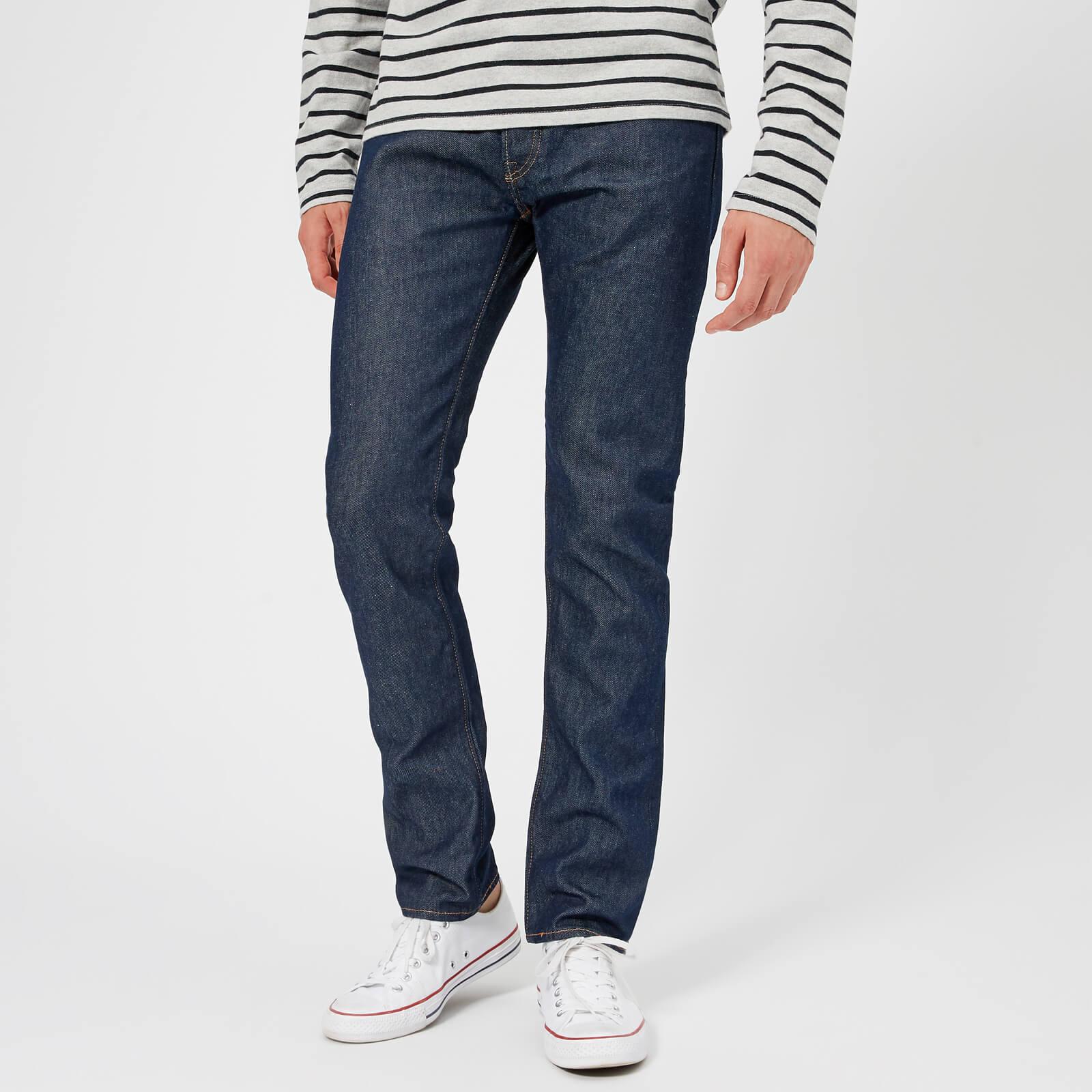 cc189309241 Levi's Men's 501 Skinny Jeans - Clint Warp Mens Clothing   TheHut.com