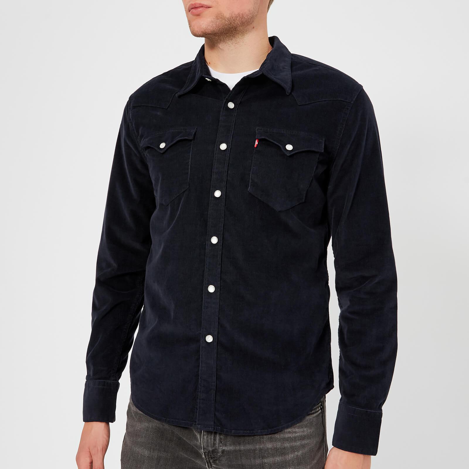 103953e0 Levis Mens Barstow Western Denim Shirt - DREAMWORKS