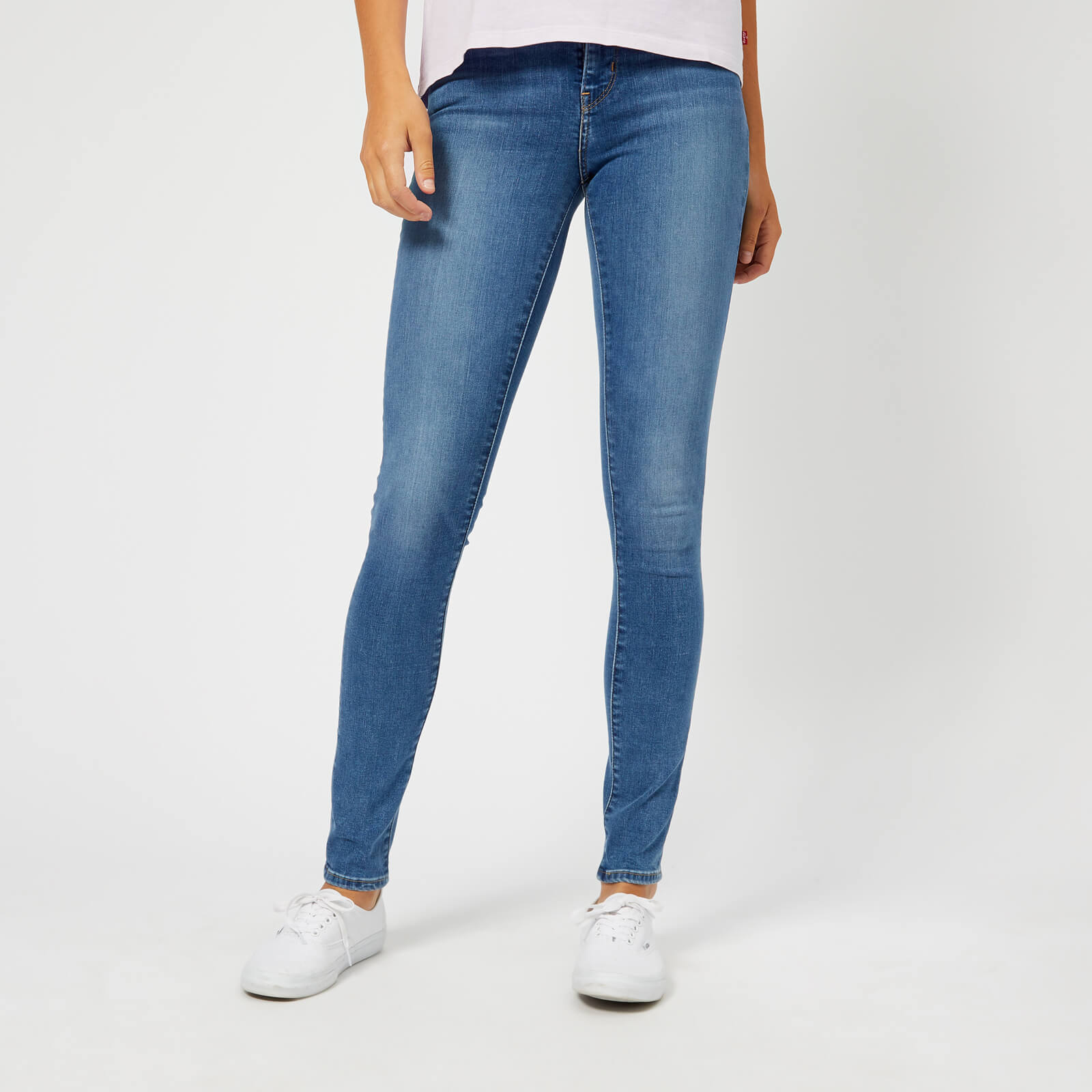 b4dd96a7 Levi's Women's 721 High Rise Skinny Jeans - Dust in the Wind Clothing |  TheHut.com
