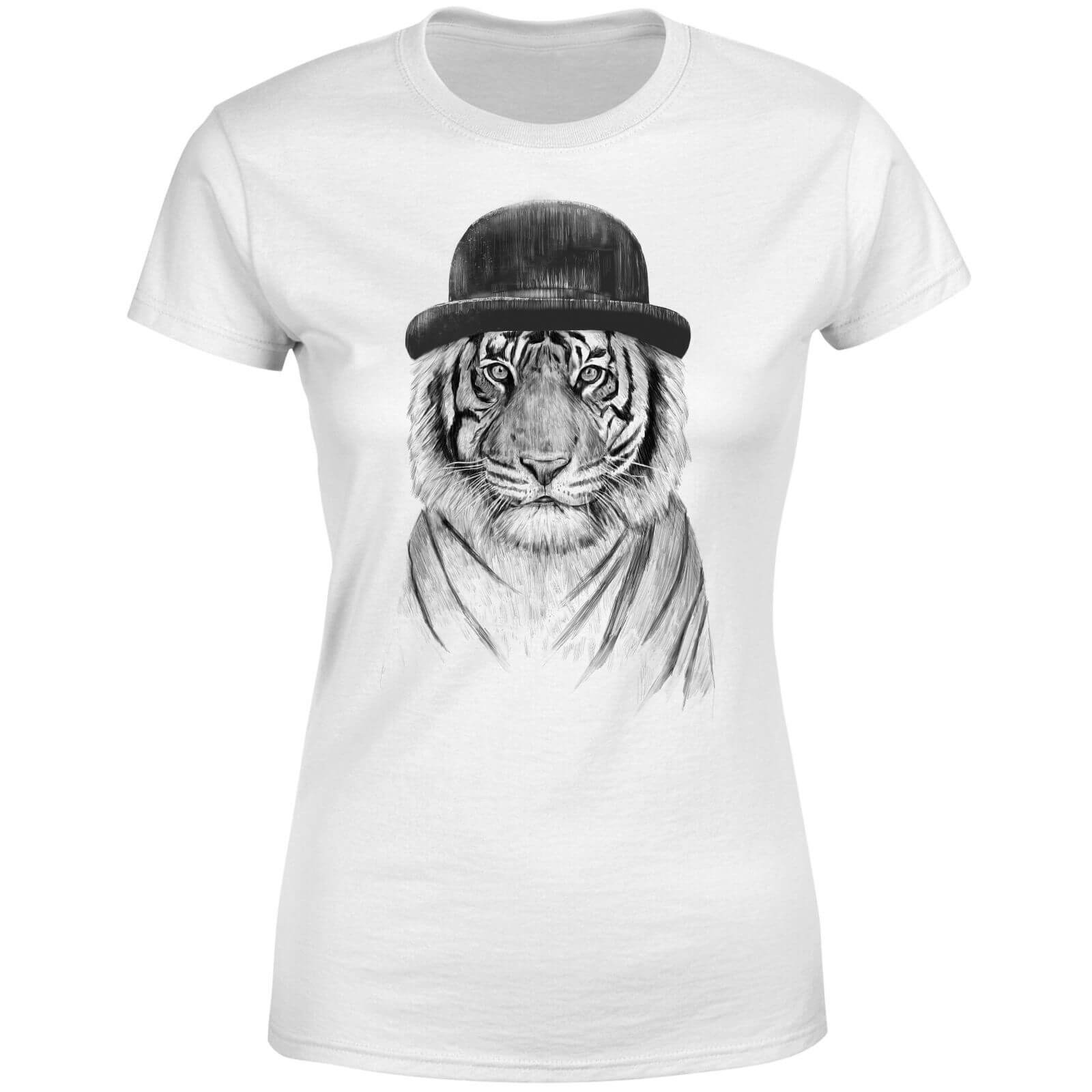 Tiger In A Hat Women
