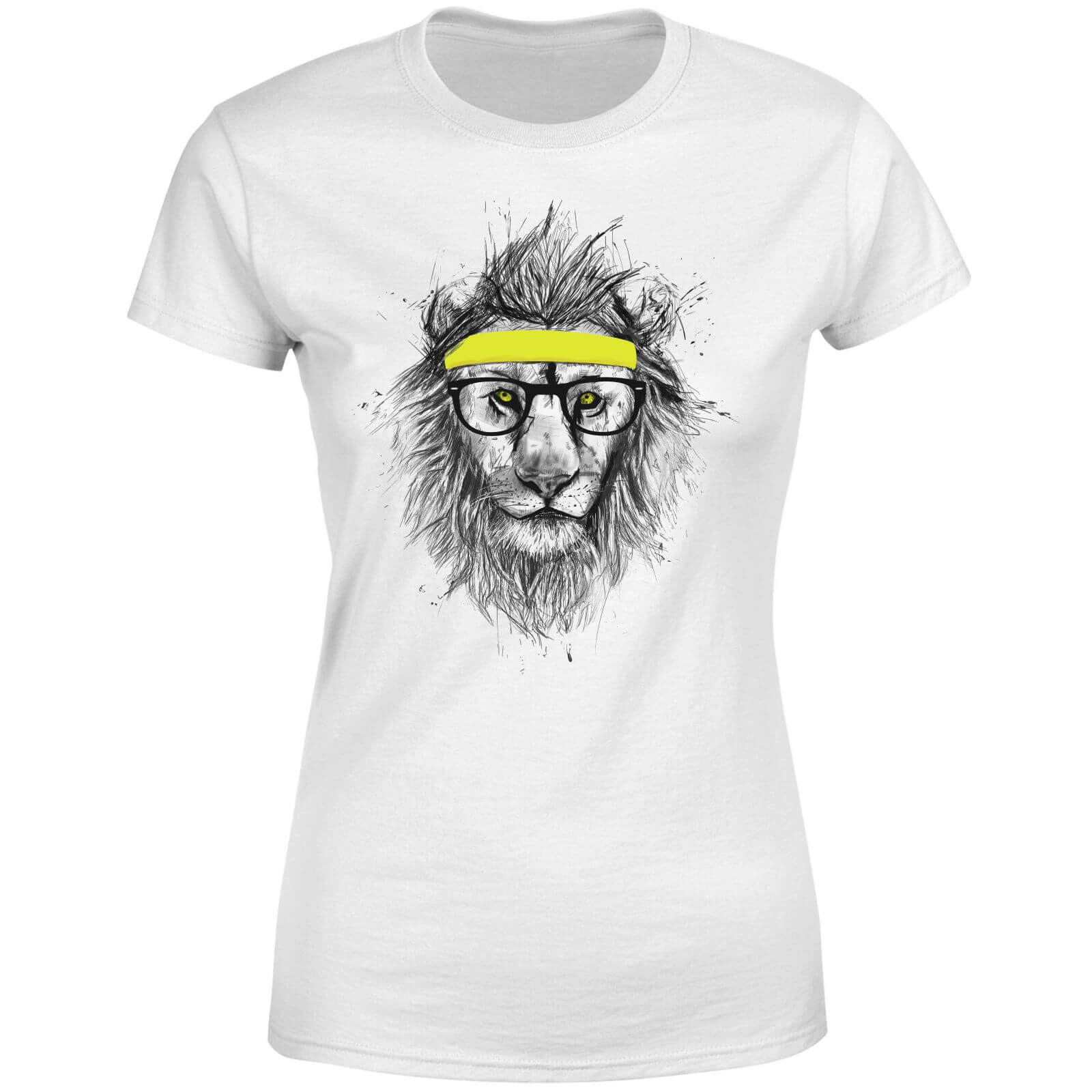 Lion And Sweatband Women