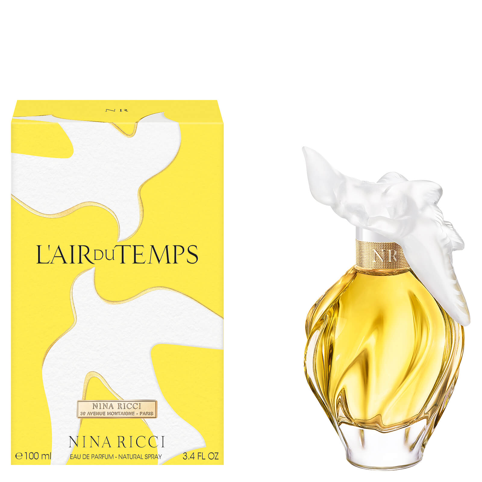 8bba9bafe6 Nina Ricci L Air du Temps Eau de Parfum 100ml