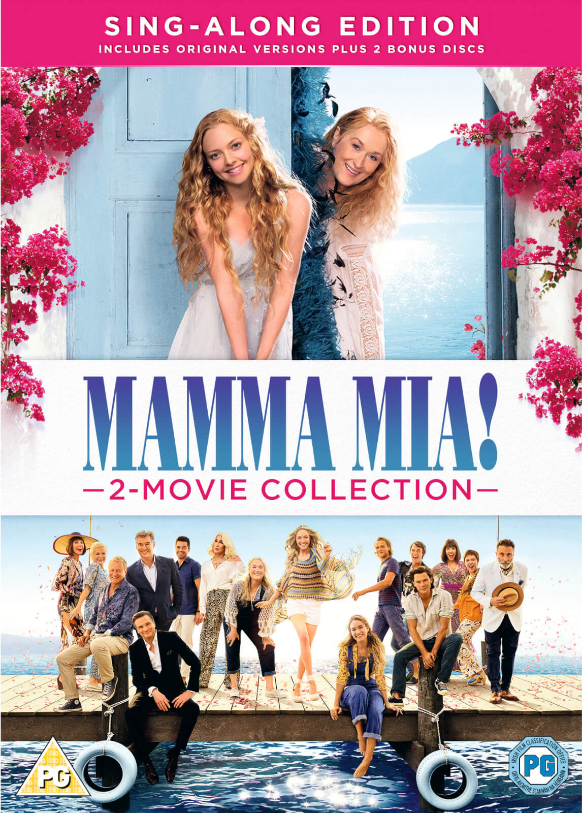 Image result for Mamma Mia dvd