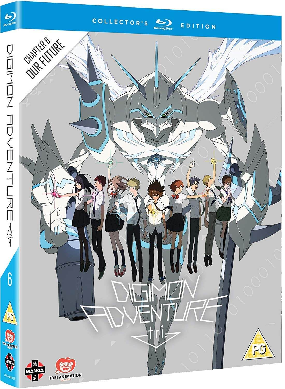 Digimon Adventure Tri The Movie Part 6 Collectors Edition