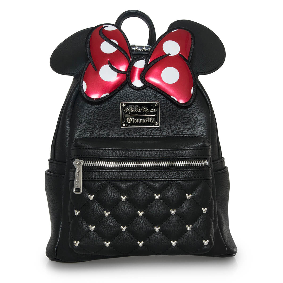59a79fa26d6 Loungefly Disney Minnie Mouse Bow Mini Backpack Merchandise