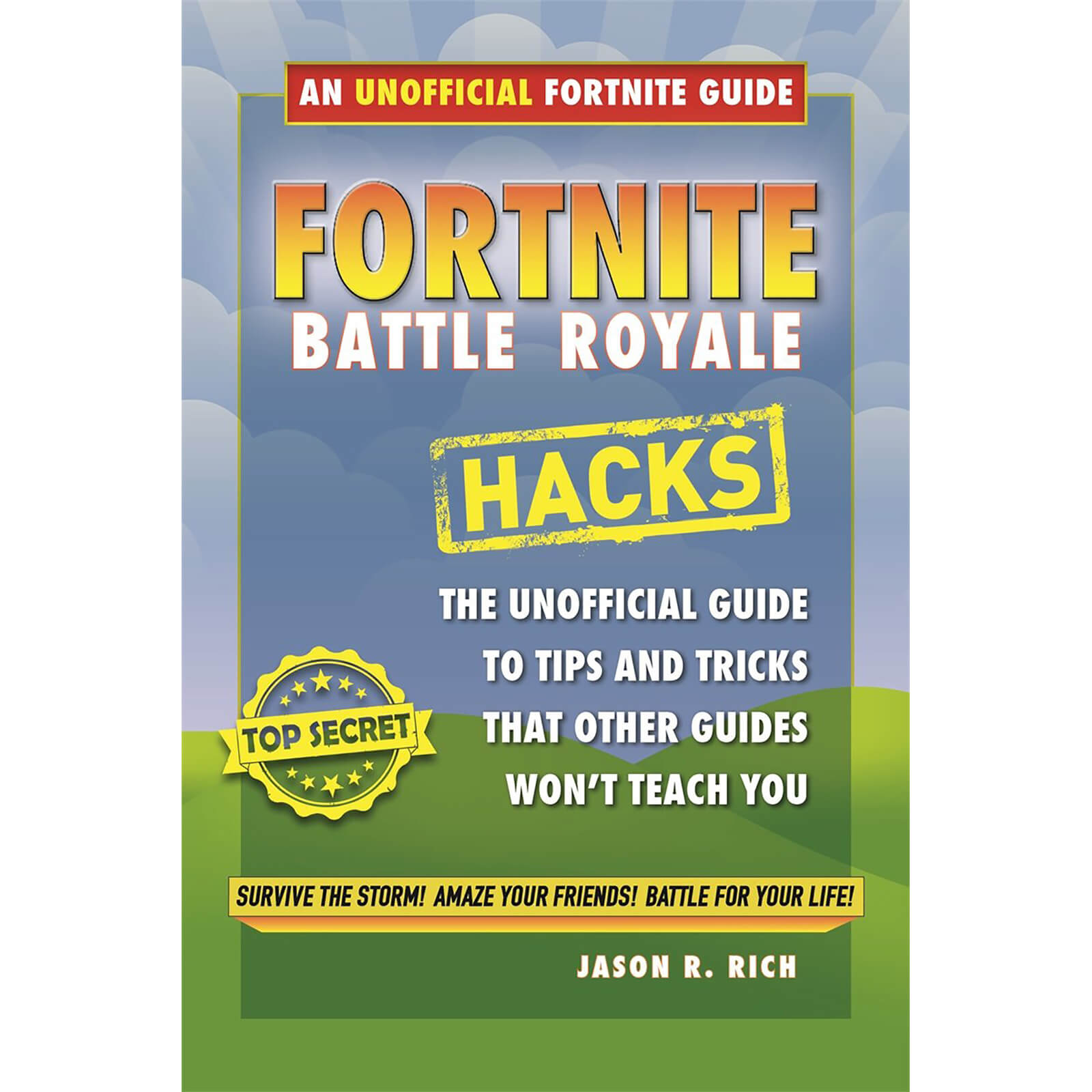 fortnite battle royale hacks book