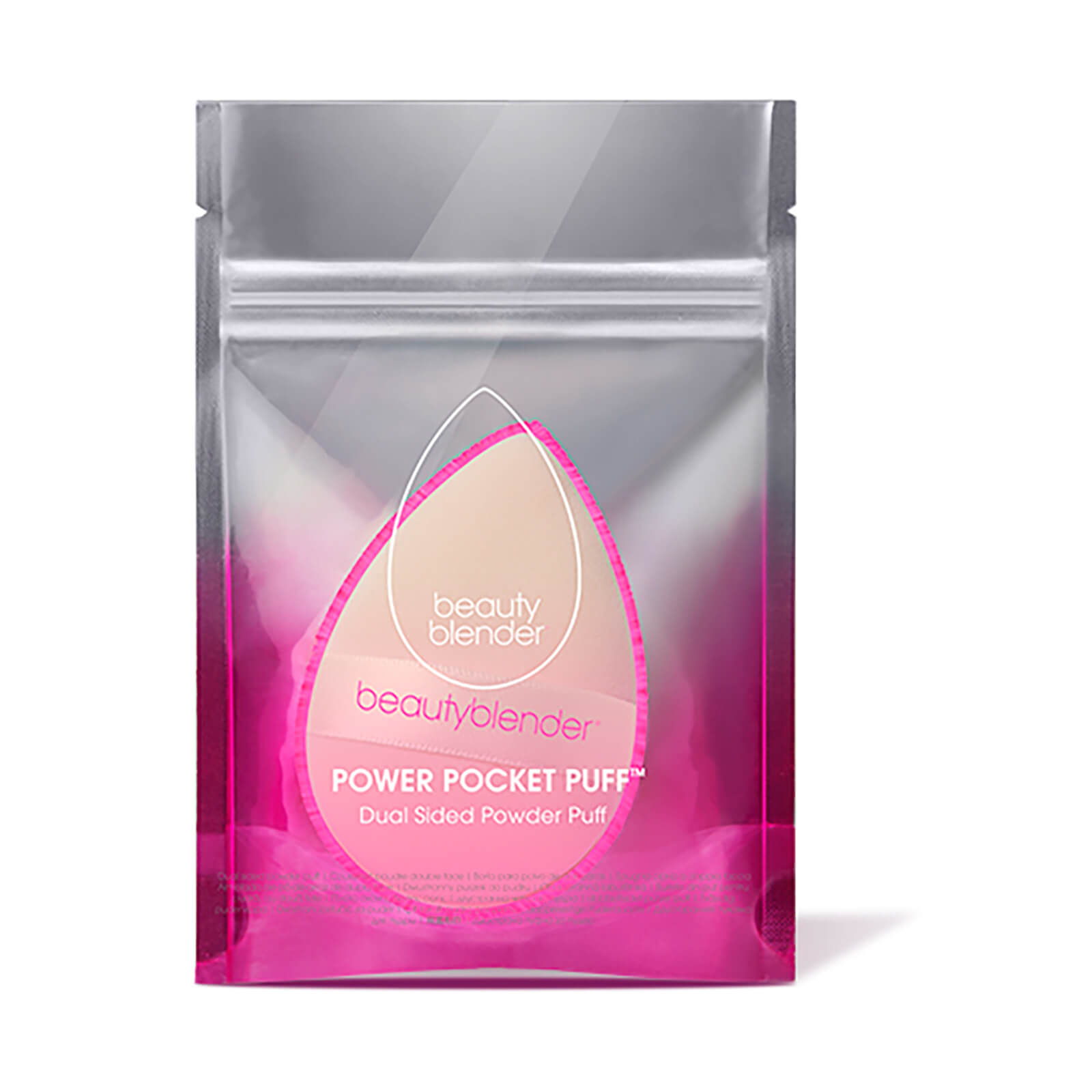 beautyblender Power Pocket Dual Sided Powder Puff