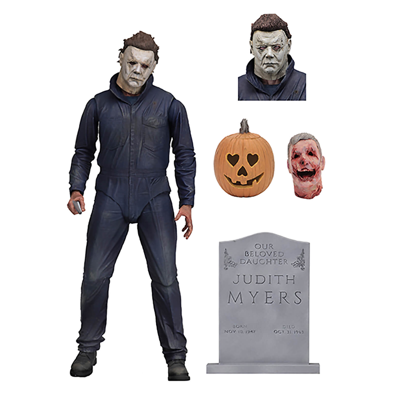 NECA Halloween (2018) Ultimate Michael Myers 7 Inch Scale Action Figure