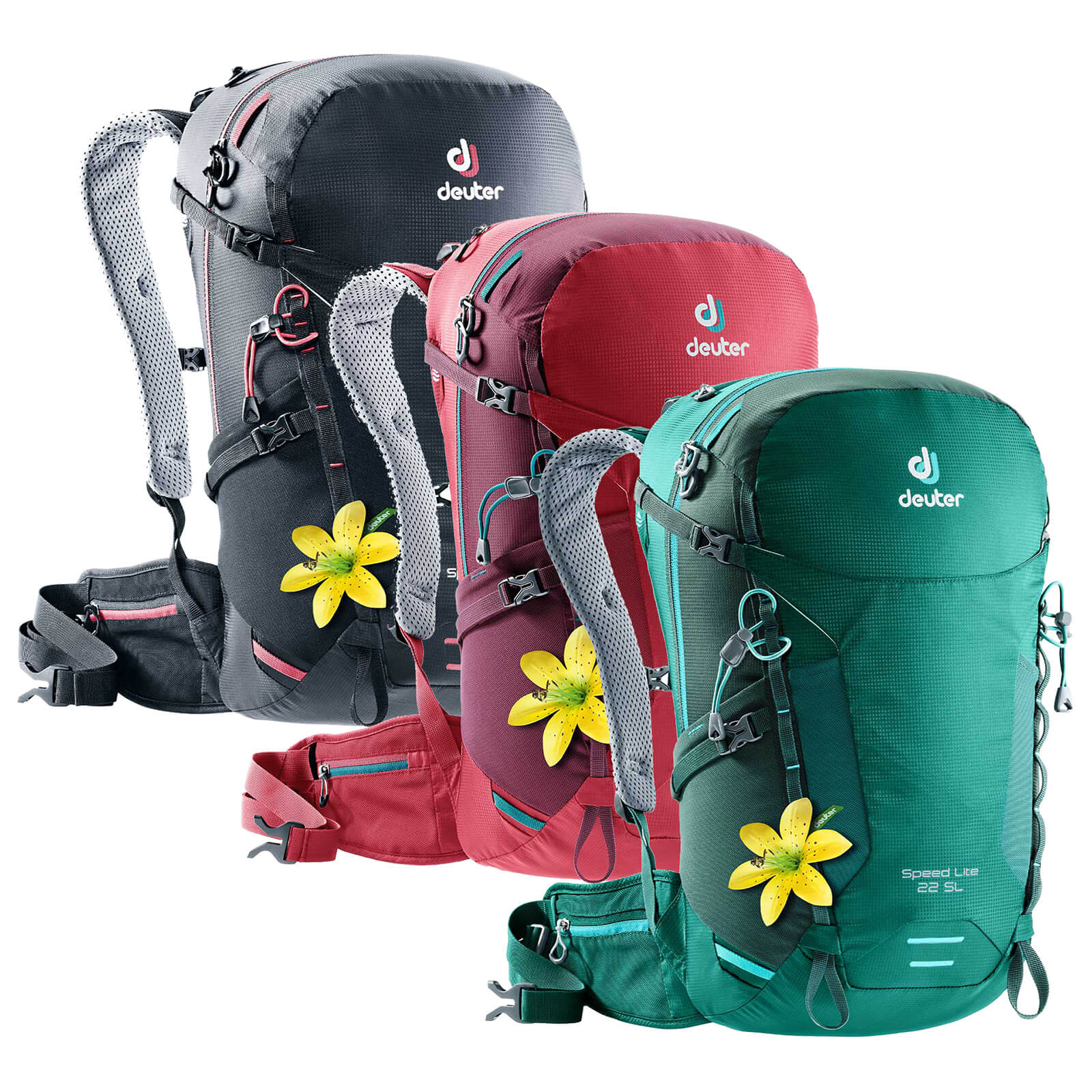 footwear hot products online retailer Deuter Speed Lite SL 22L Backpack