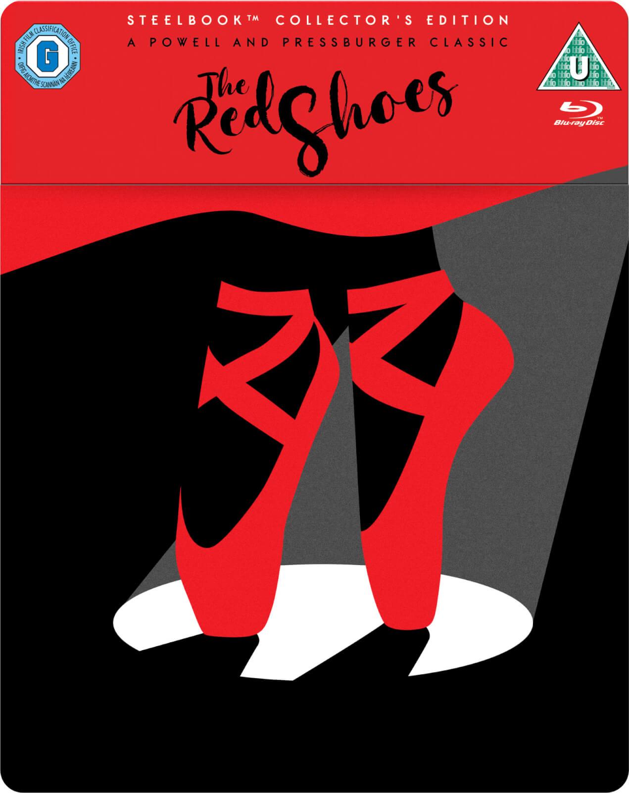 Les Chaussons rouges - Steelbook Exclusif Limité pour Zavvi Blu-ray    fr.zavvi 4d06a6943ec9