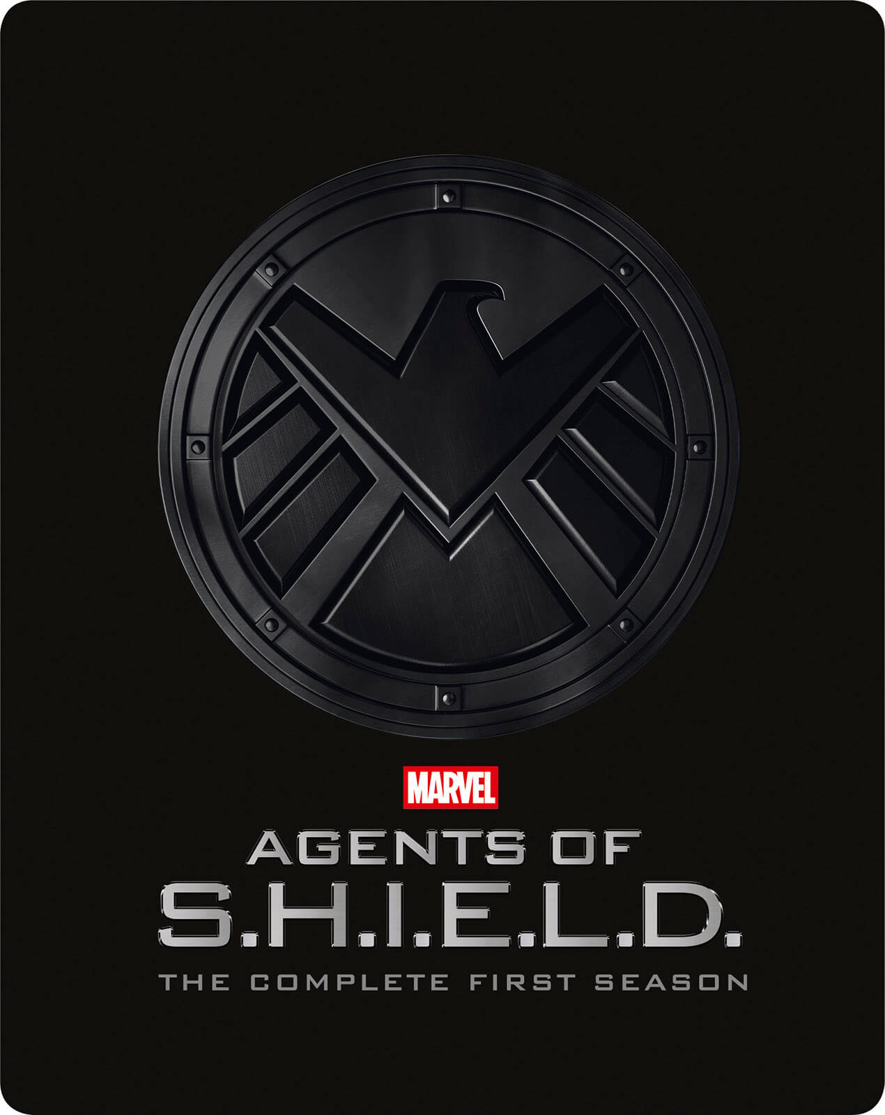 Marvel Agents of S H I E L D The Complete First Season - Zavvi Exclusive  SteelBook