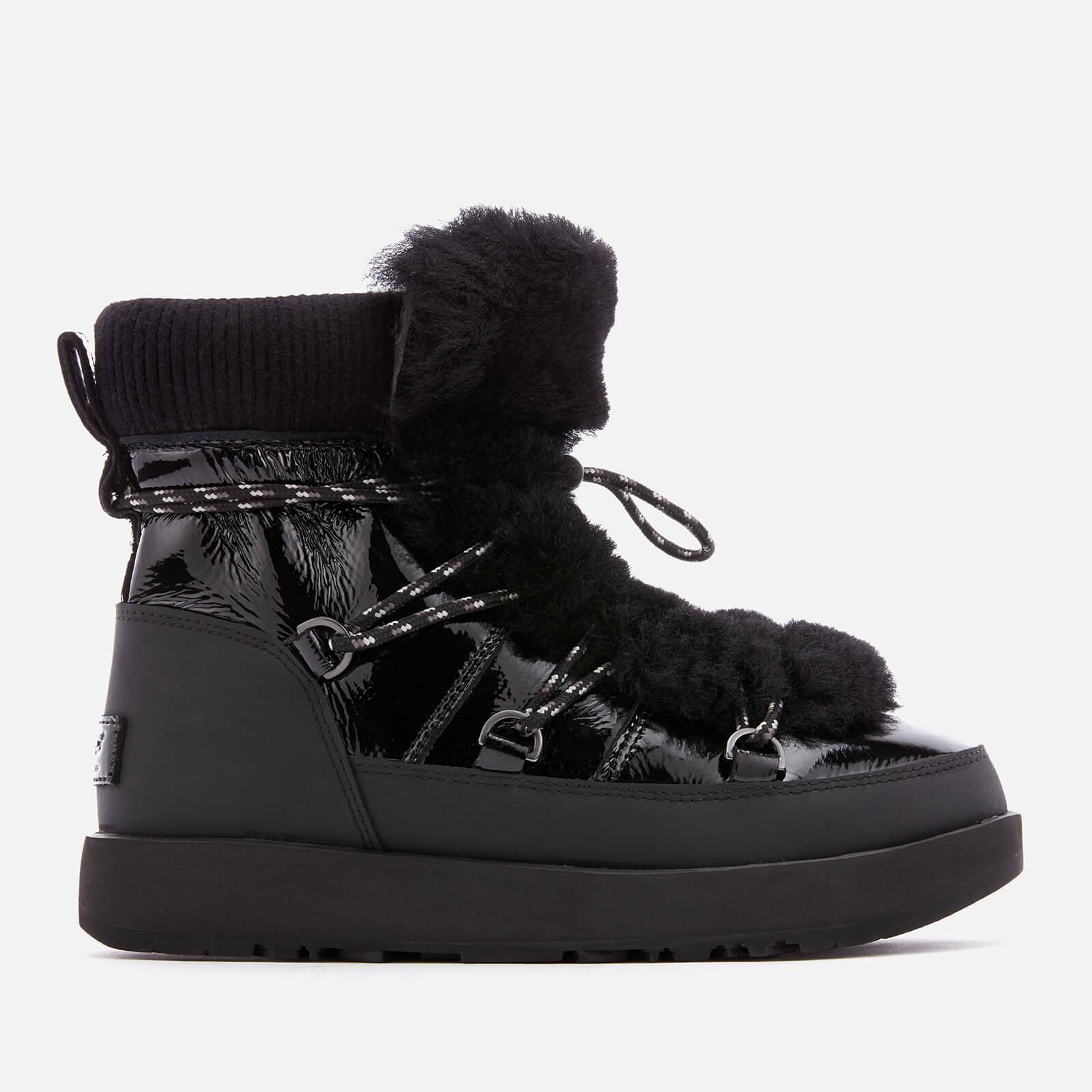 0997a602242 UGG Women's Highland Waterproof Boots - Black