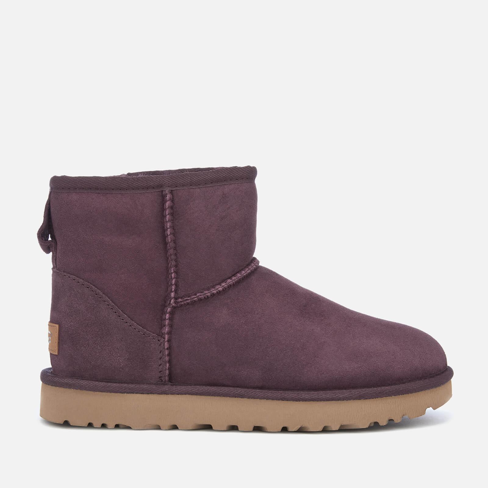 c2f0a5be827 UGG Women's Classic Mini II Sheepskin Boots - Port