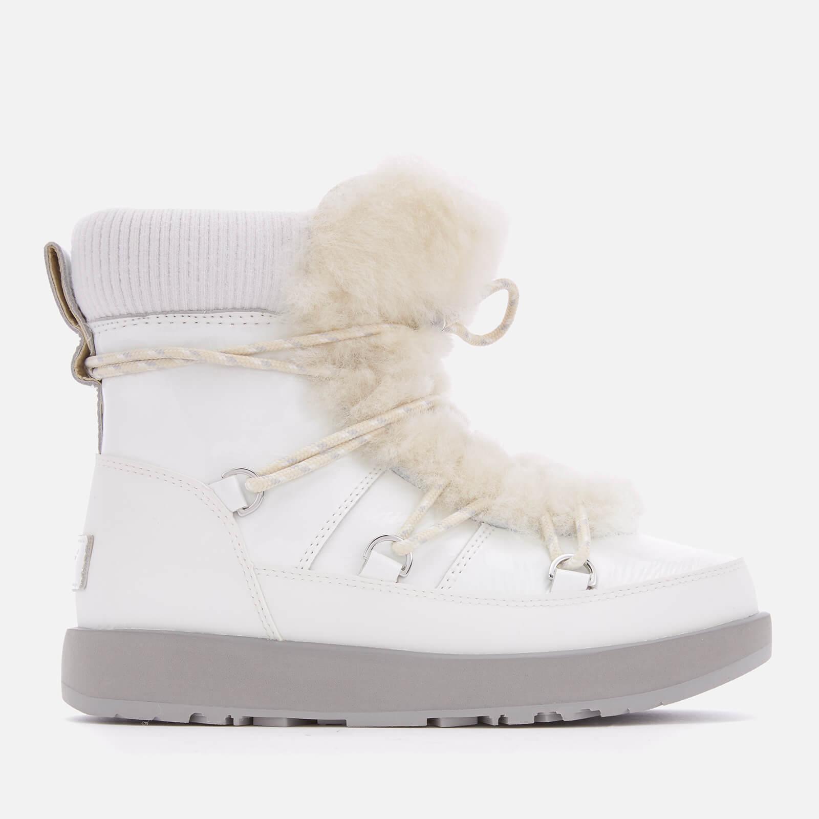 16b701d128d UGG Women's Highland Waterproof Boots - White