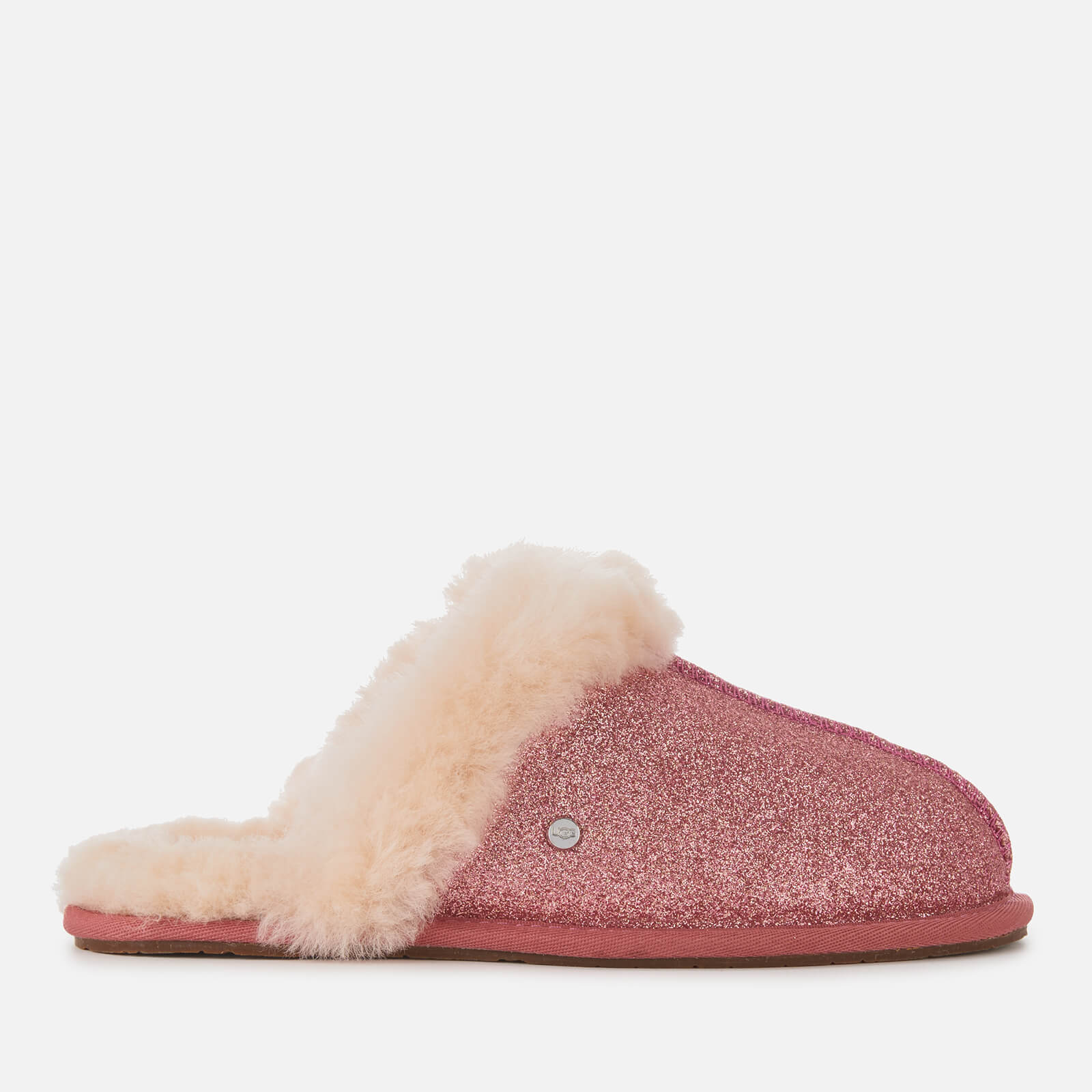 81d8913a5 UGG Women's Scuffette II Sparkle Slippers - Pink | FREE UK Delivery |  Allsole