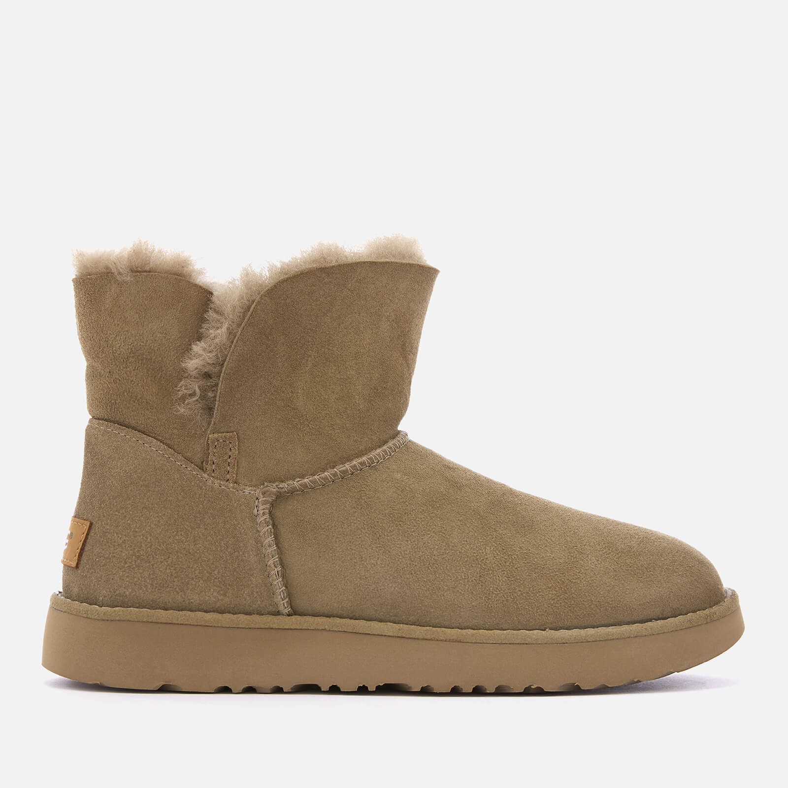 adc880fbe26 UGG Women's Classic Cuff Mini Sheepskin Boots - Antilope
