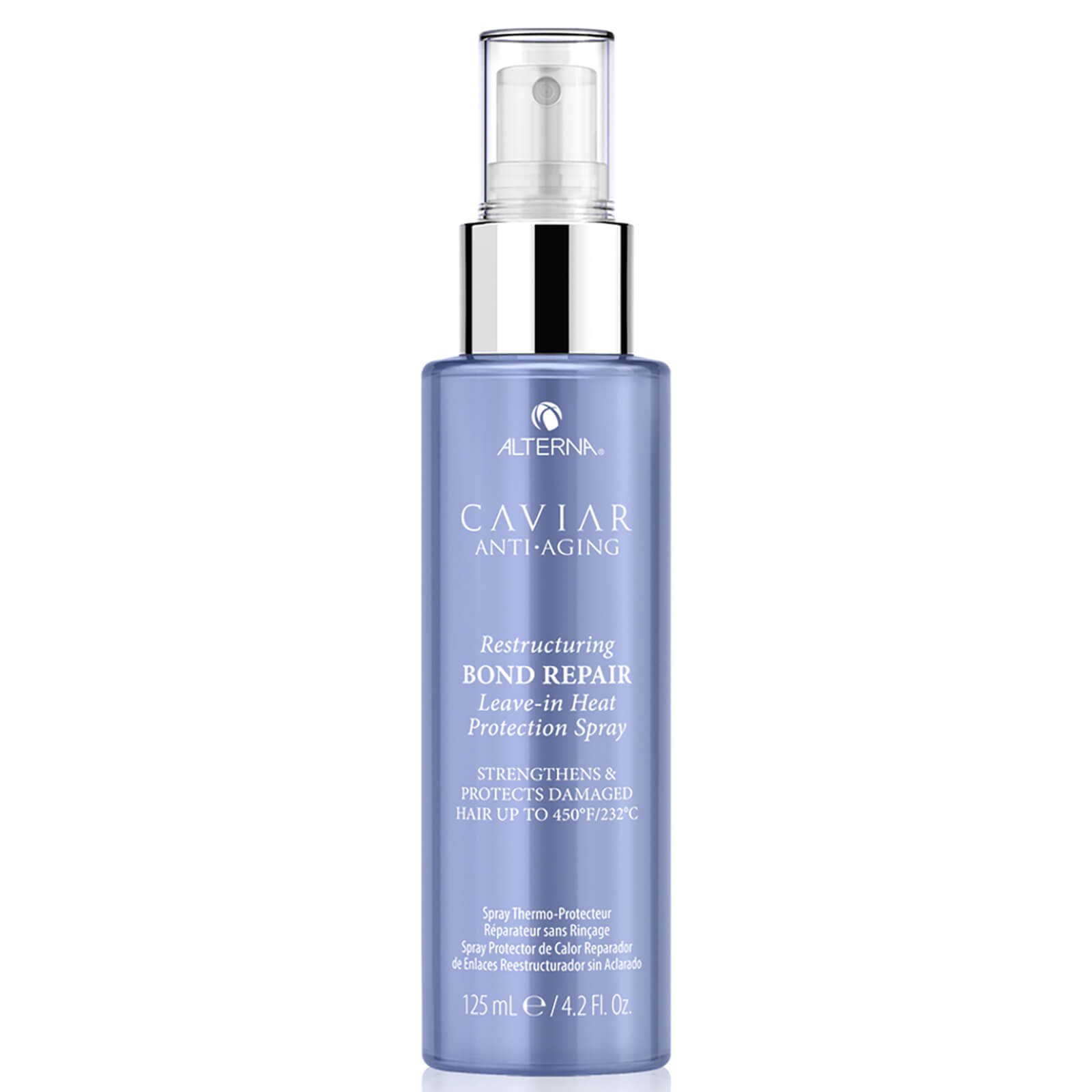 ed69a85aed1 Alterna Caviar Anti-Aging Restructuring Bond Repair Leave-In Heat  Protection Spray