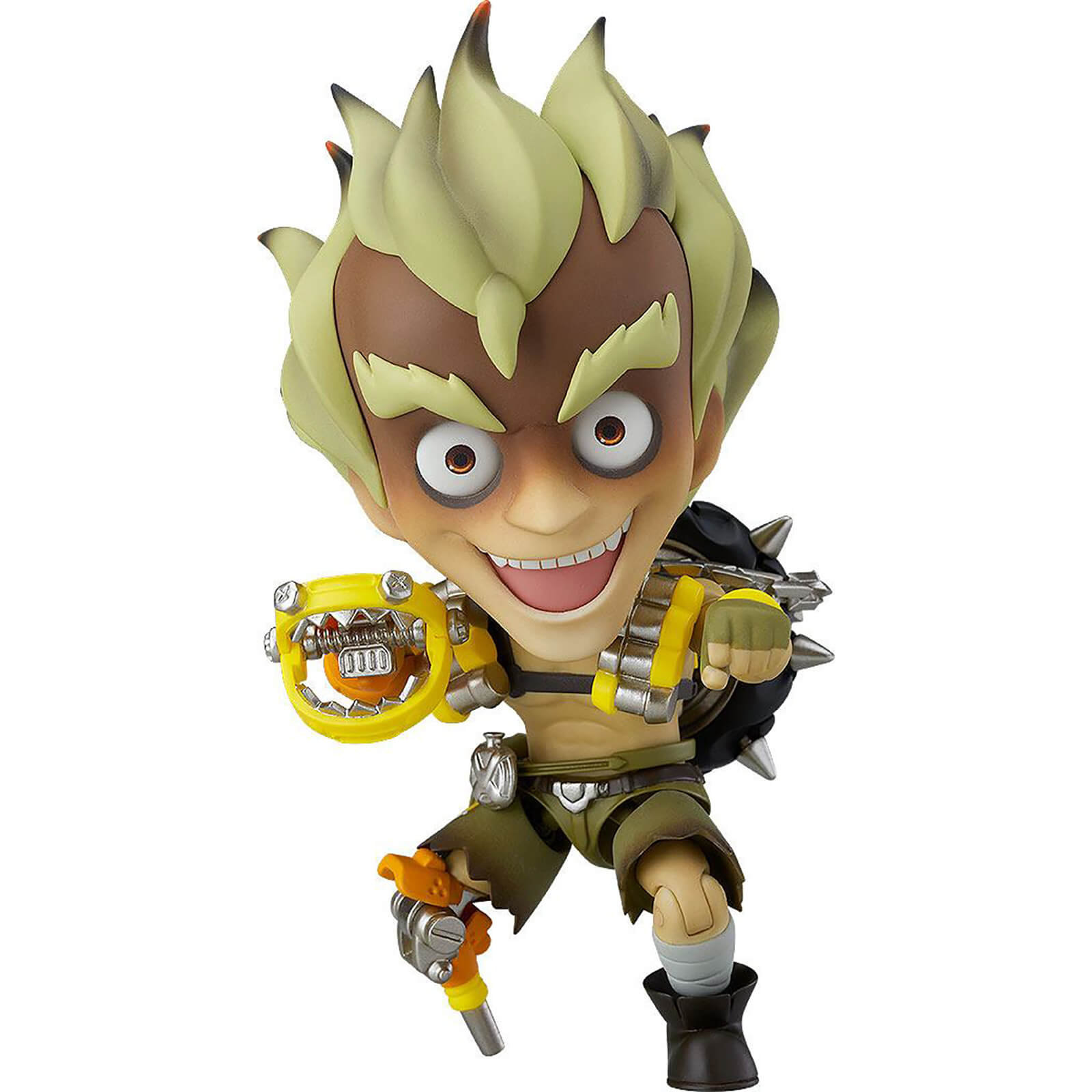 Overwatch Nendoroid Action Figure Junkrat Classic Skin Edition 10 cm ...