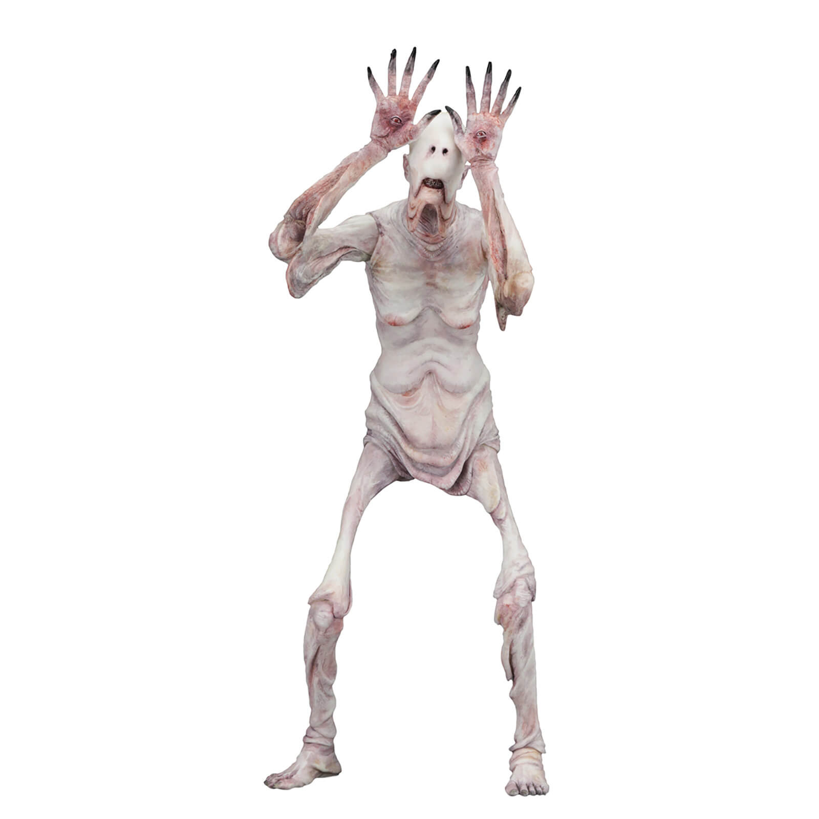 "NECA Guillermo del Toro Signature Collection - 7"""" Scale Action Figure - Pale Man (Pan"