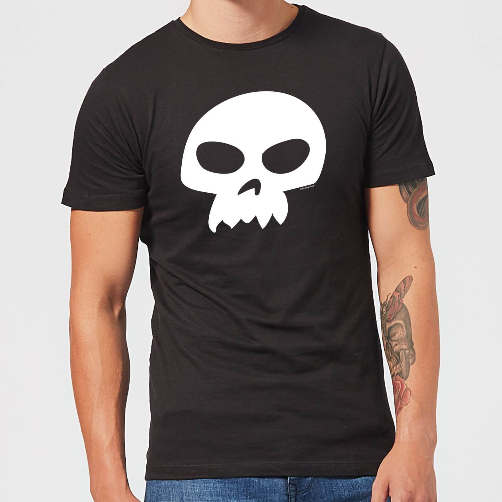 e321ad4d490834 Toy Story Sid's Skull Men's T-Shirt - Black Clothing   Zavvi