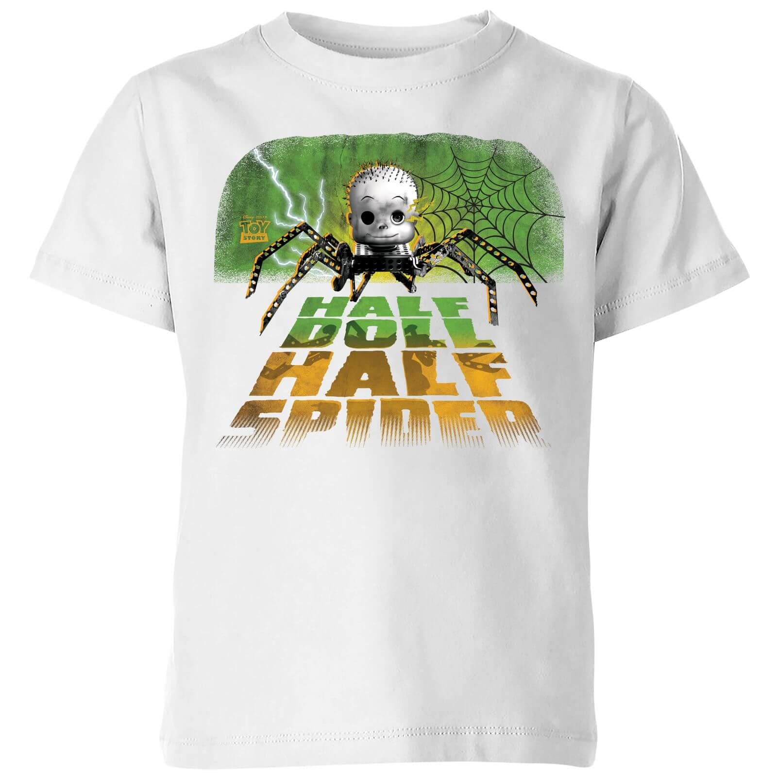 def059a50 Camiseta Disney Toy Story Bebé Tarántula - Niño - Blanco Clothing ...
