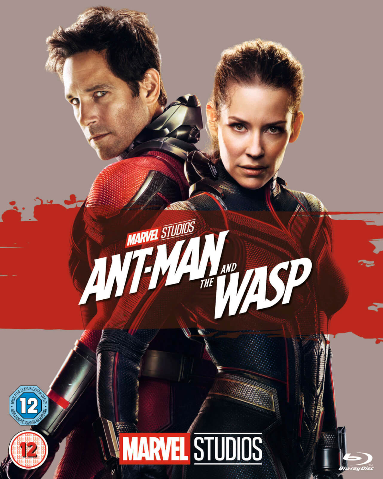 Ant-Man and the Wasp Blu-ray |...