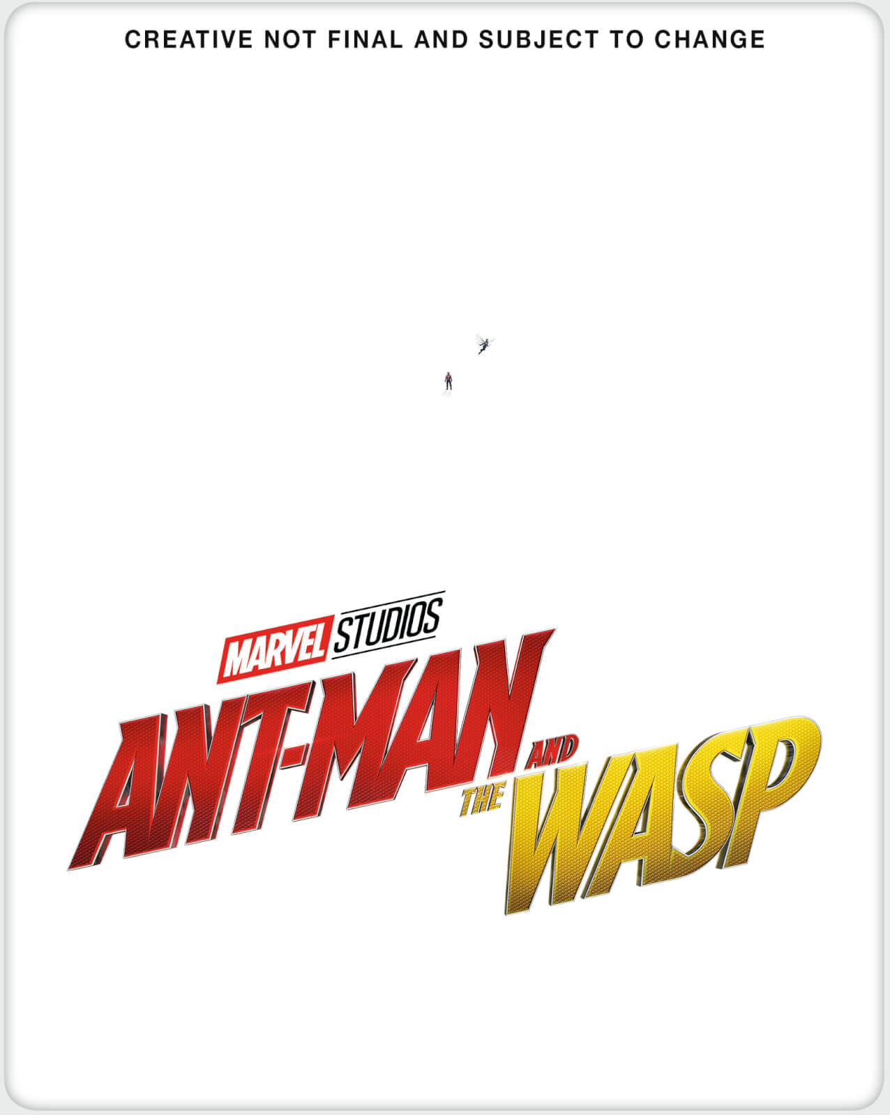 Ant-Man and the Wasp - 4K UHD (Included 2D Version) Zavvi Exclusive Steelbook