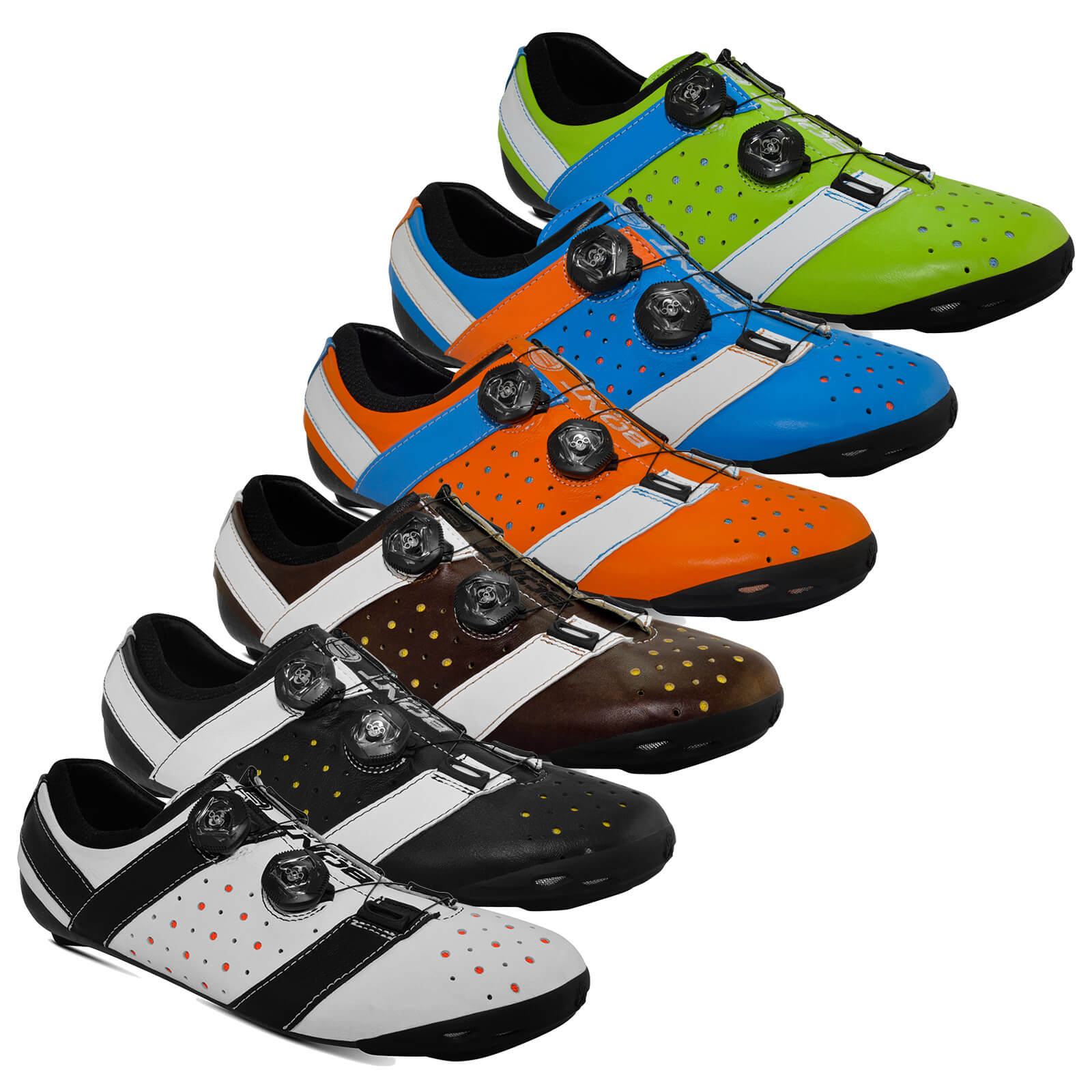 Bont Vaypor + Road Shoes