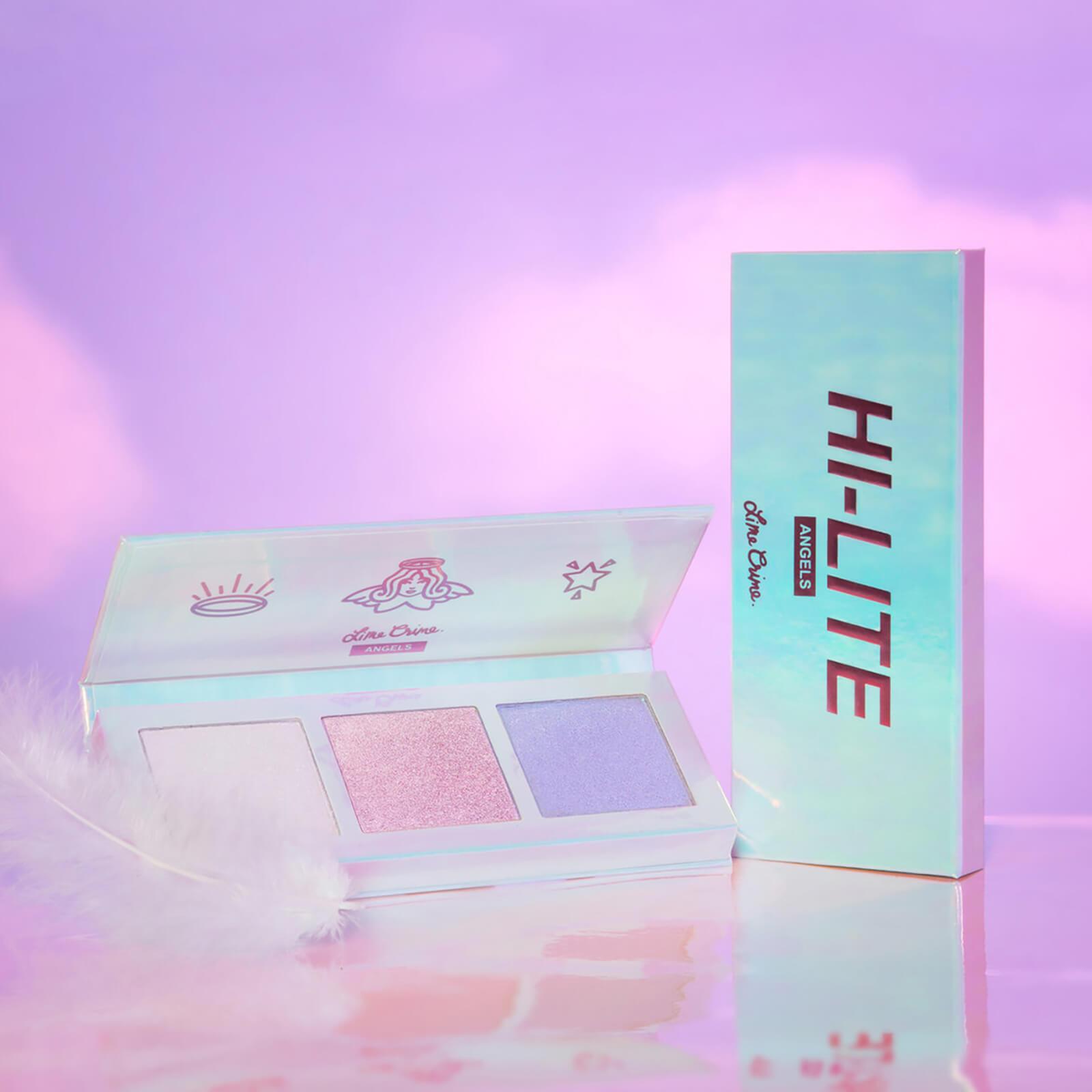 Lime Crime Hi-Lite Highlighter Palette - Angels