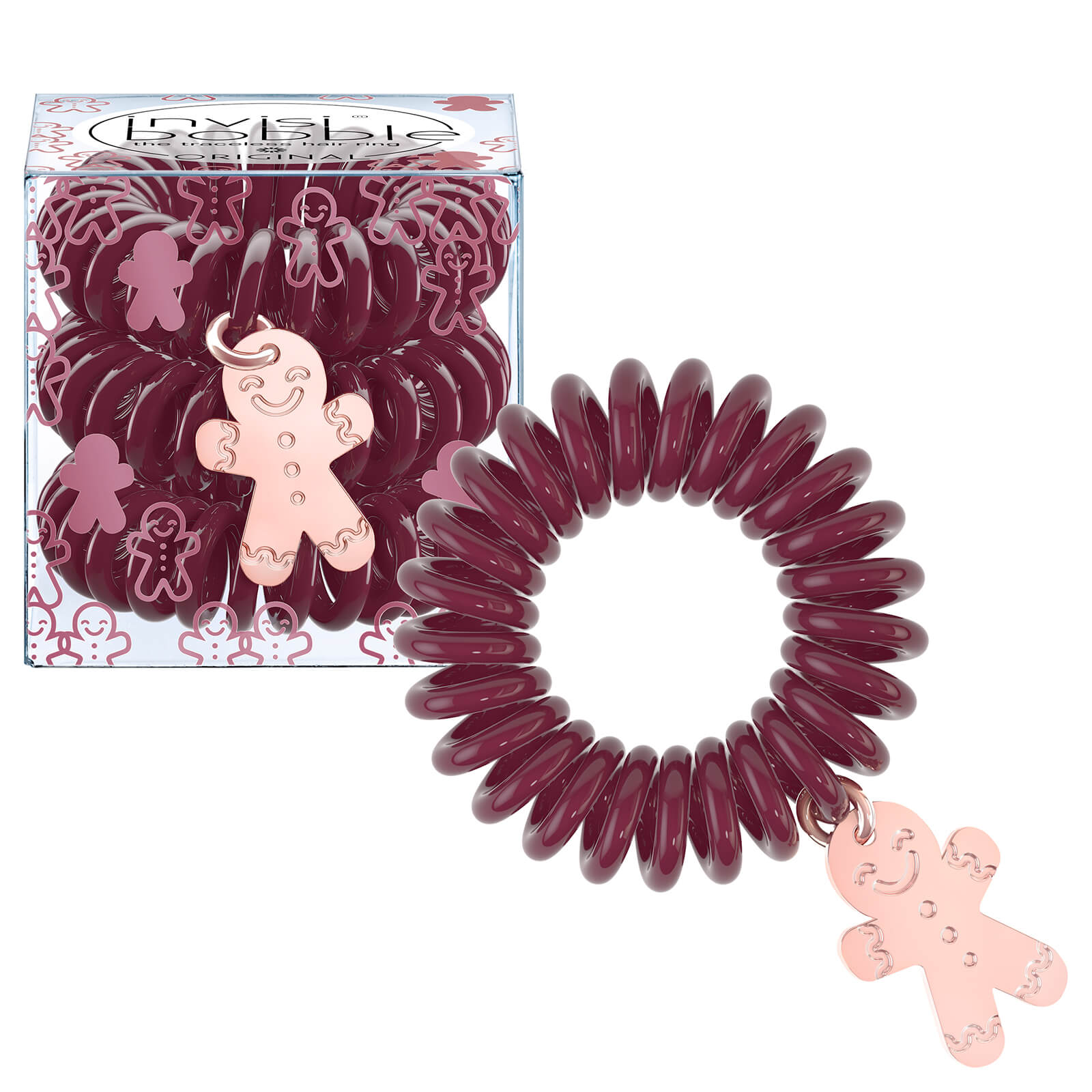invisibobble ORIGINAL My Kind of Man Hair Ties + Charm  bf9f18dd923