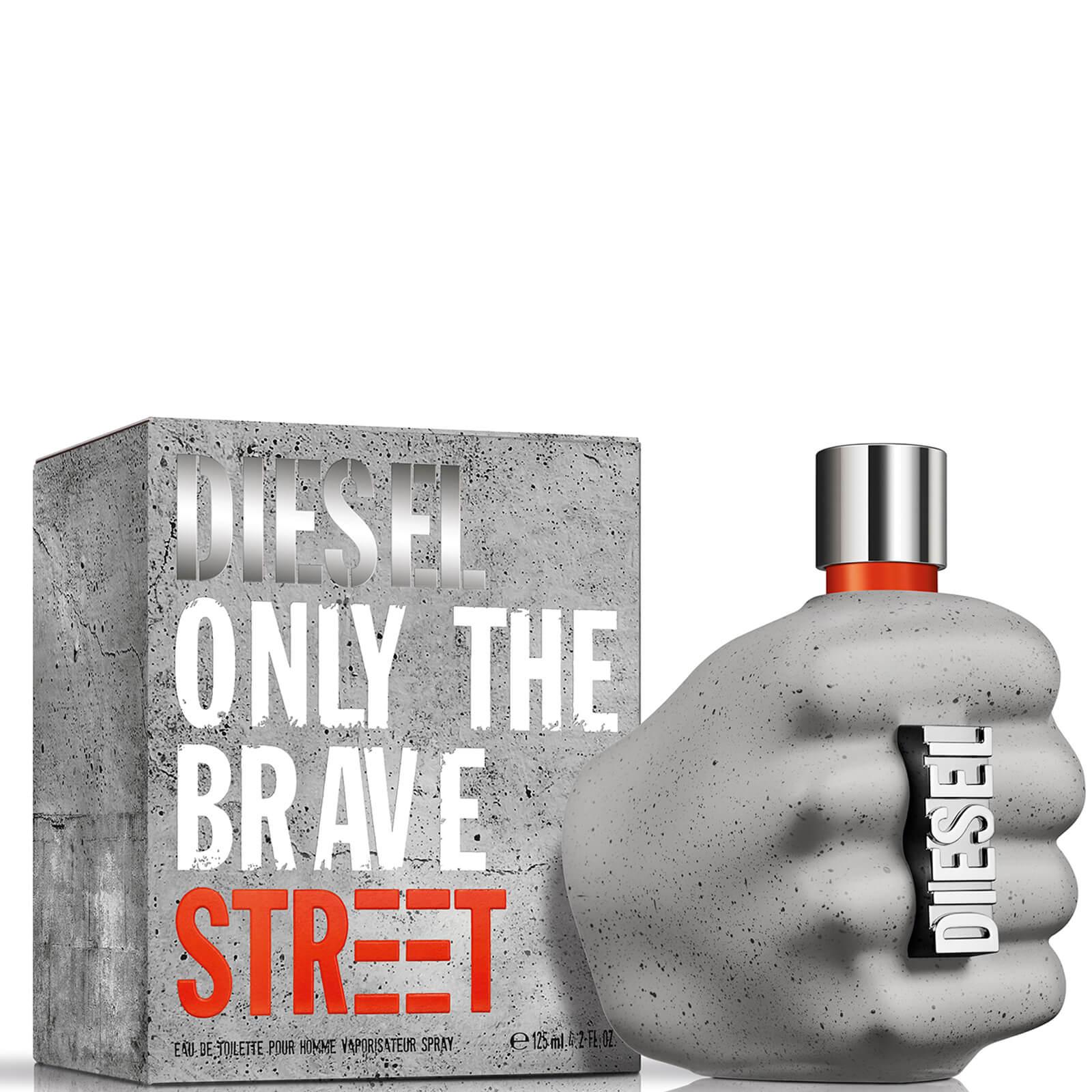 Diesel Only The Brave Street Eau De Toilette 125ml Free Shipping