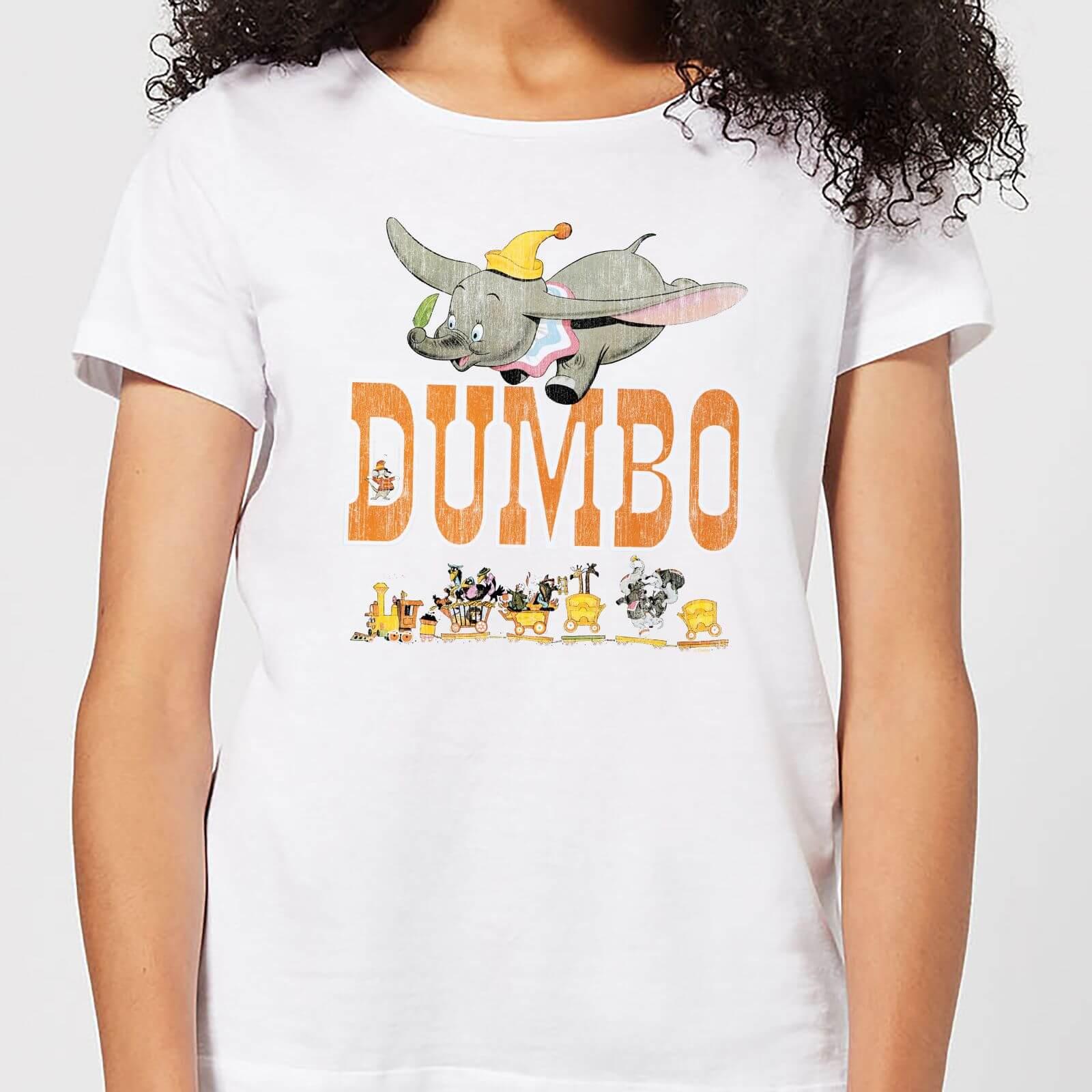 63bae3dd2a Dumbo The One The Only Damen T-Shirt - Weiß Bekleidung | Zavvi.de