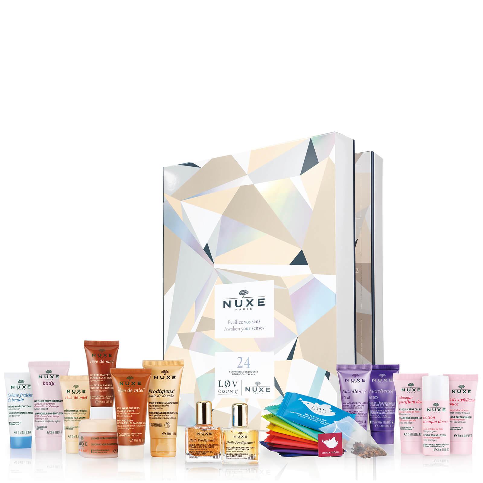 Calendario Countdown.Nuxe Beauty Countdown