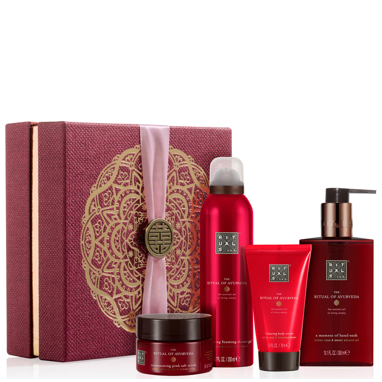 8e302d83666d7 Rituals The Ritual of Ayurveda Balancing Ritual Gift Set | Free Shipping |  Lookfantastic